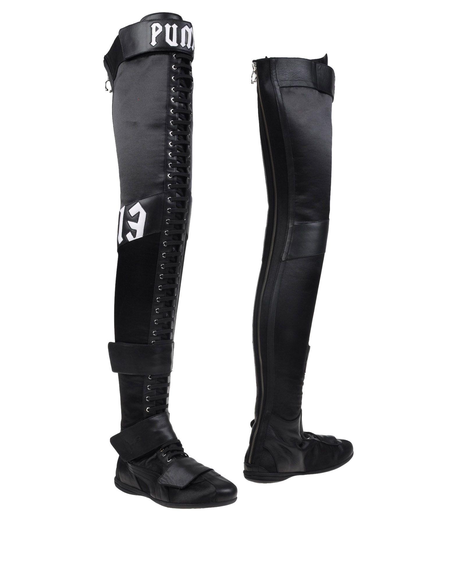 super popular b2153 dcc2a FENTY PUMA by RIHANNA Boots - Footwear | YOOX.COM