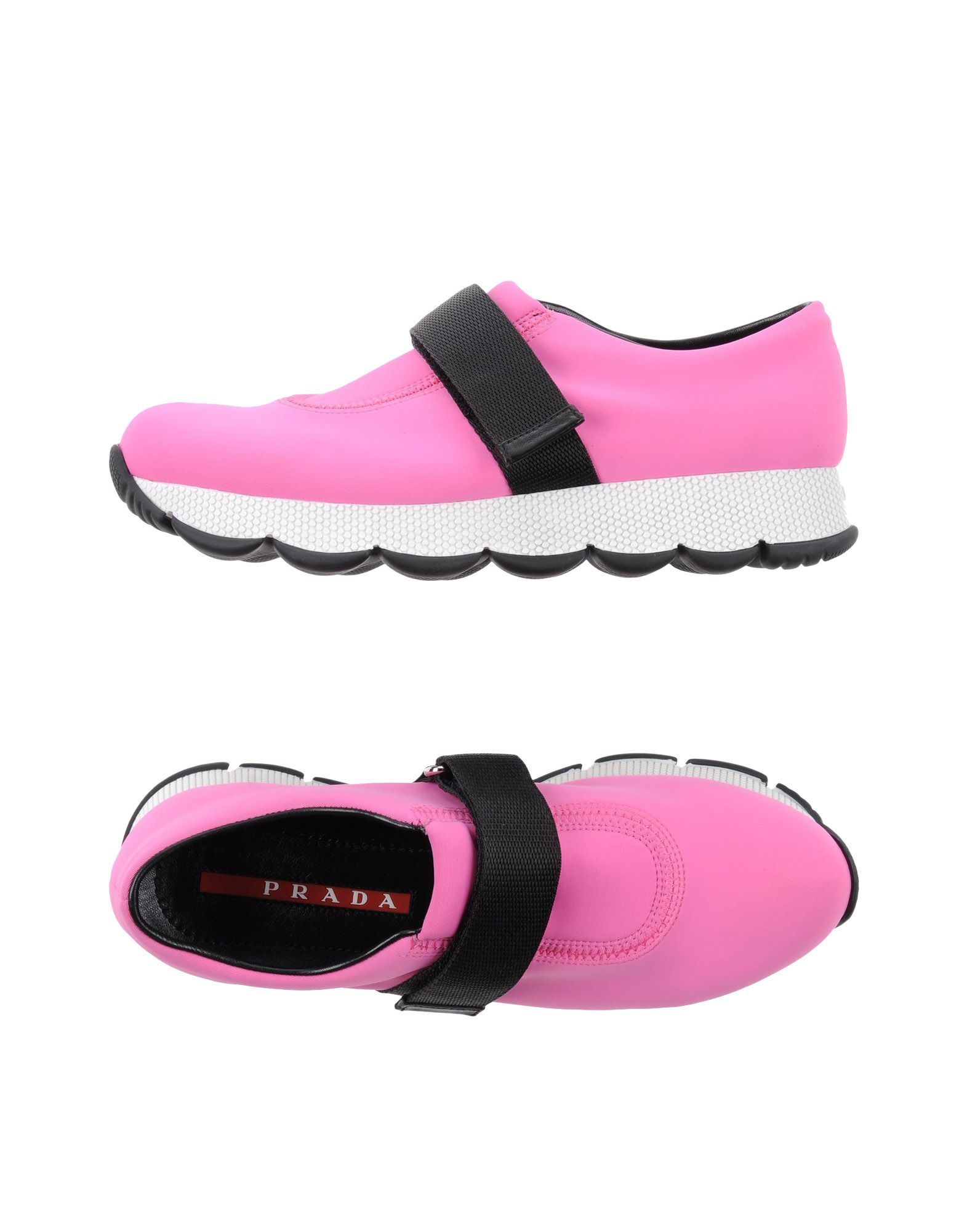 Prada Sport Sneakers Damen  11123392UU Beliebte Schuhe