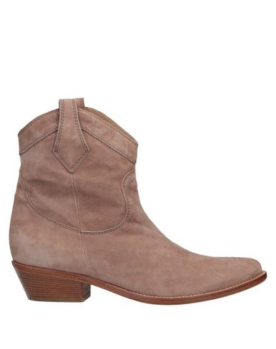 PETER FLOWERS Ankle Boot in Dove Grey