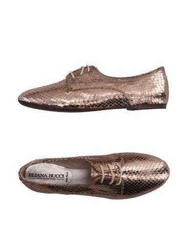 ELIANA BUCCI - Laced shoes