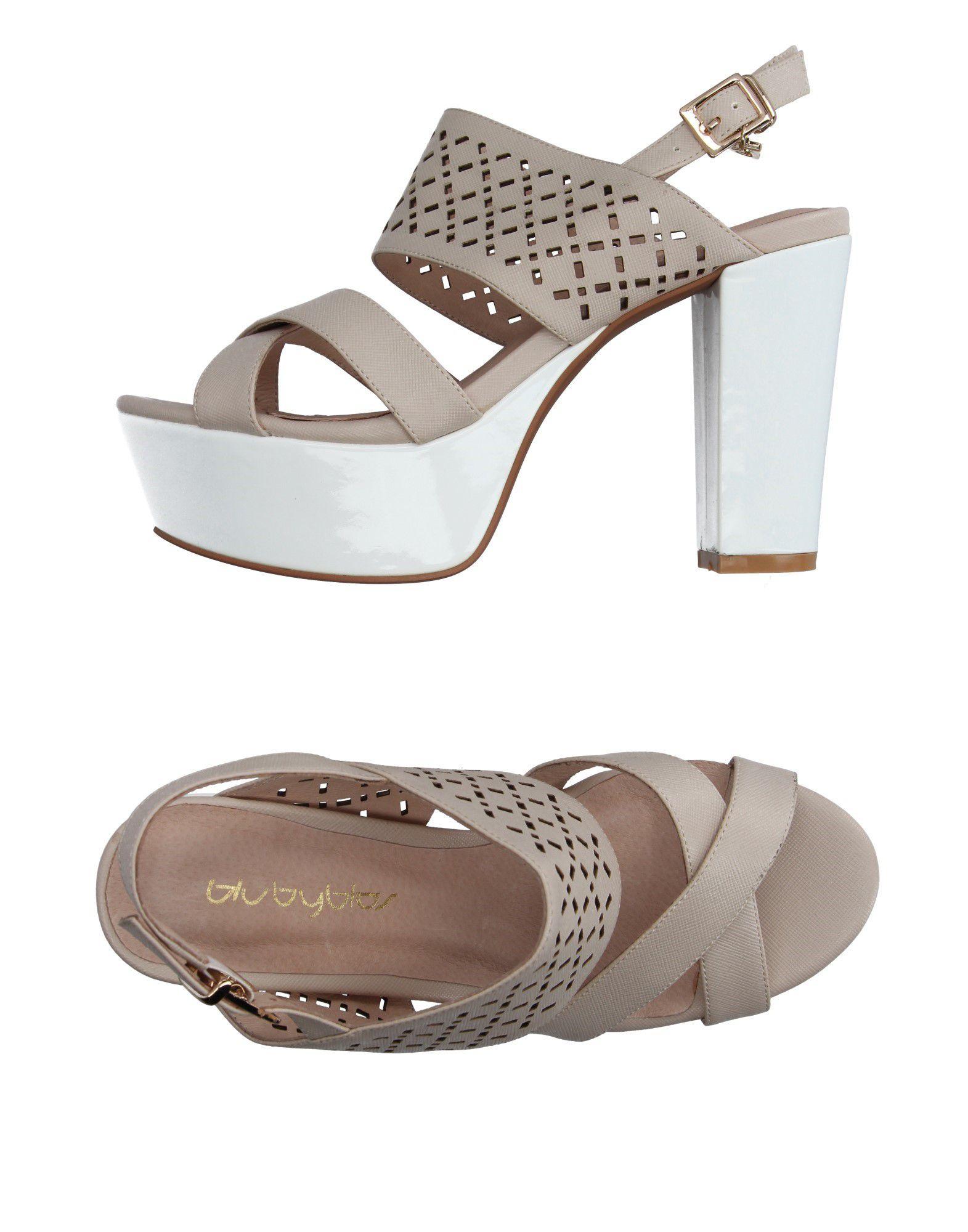 Blu Byblos Sandalen Damen  11124005BP Gute Qualität beliebte Schuhe