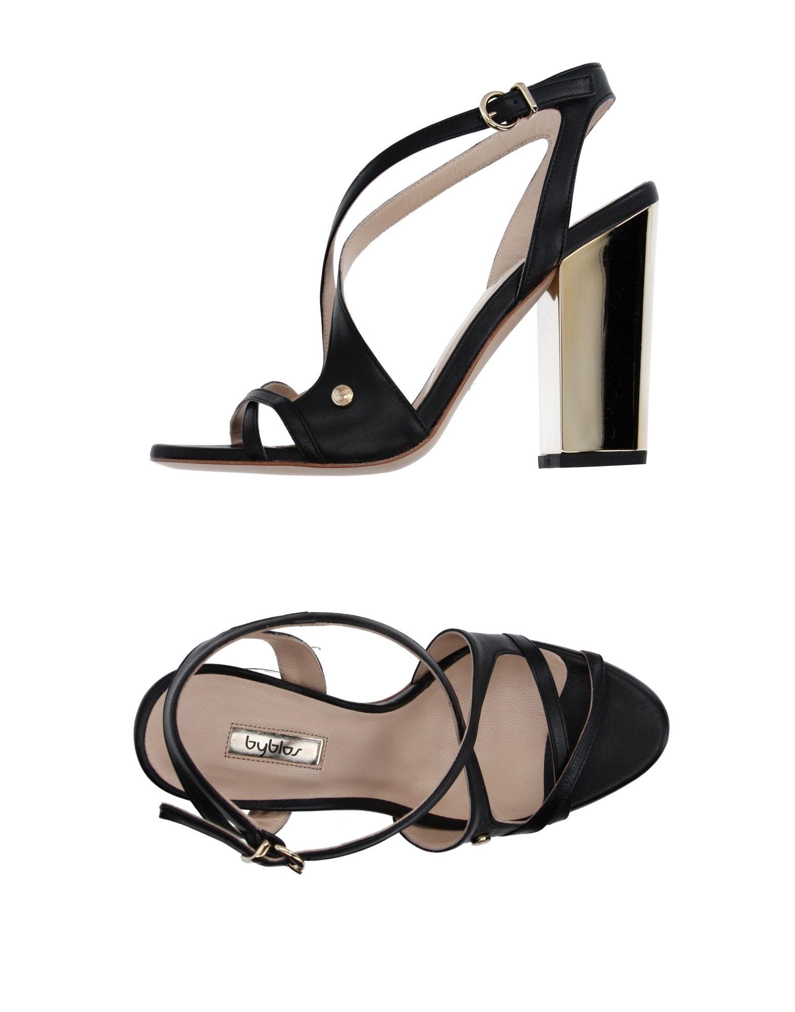 Byblos Sandals - Women Byblos Sandals online - on  United Kingdom - online 11124016UF 53a3d2