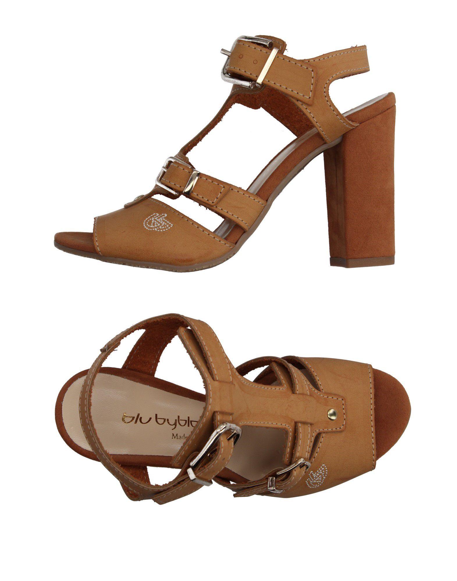 Blu Byblos Sandalen Damen  11124037GP Gute Qualität beliebte Schuhe