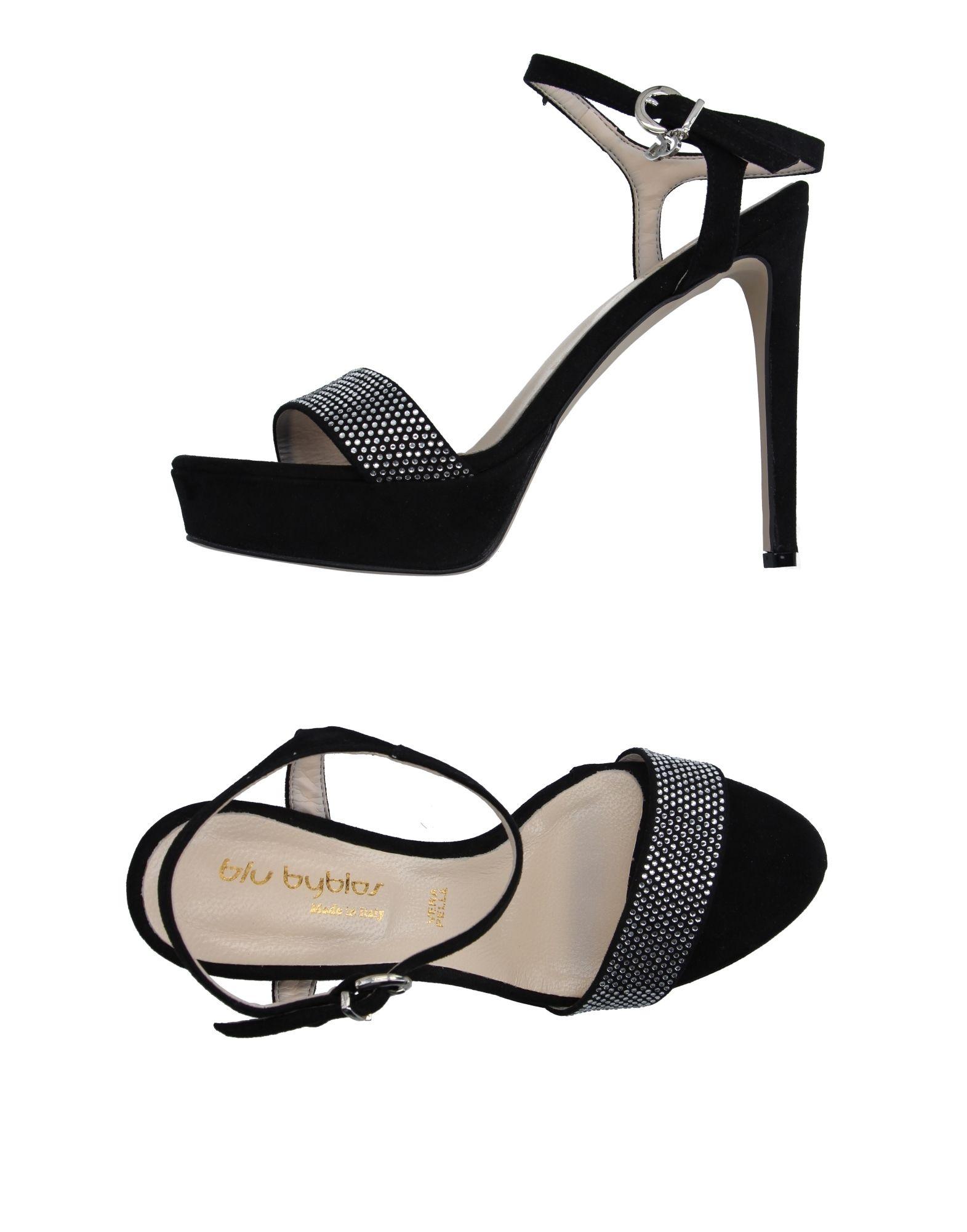 Blu Byblos Sandalen Damen  11124498NB Gute Qualität beliebte Schuhe