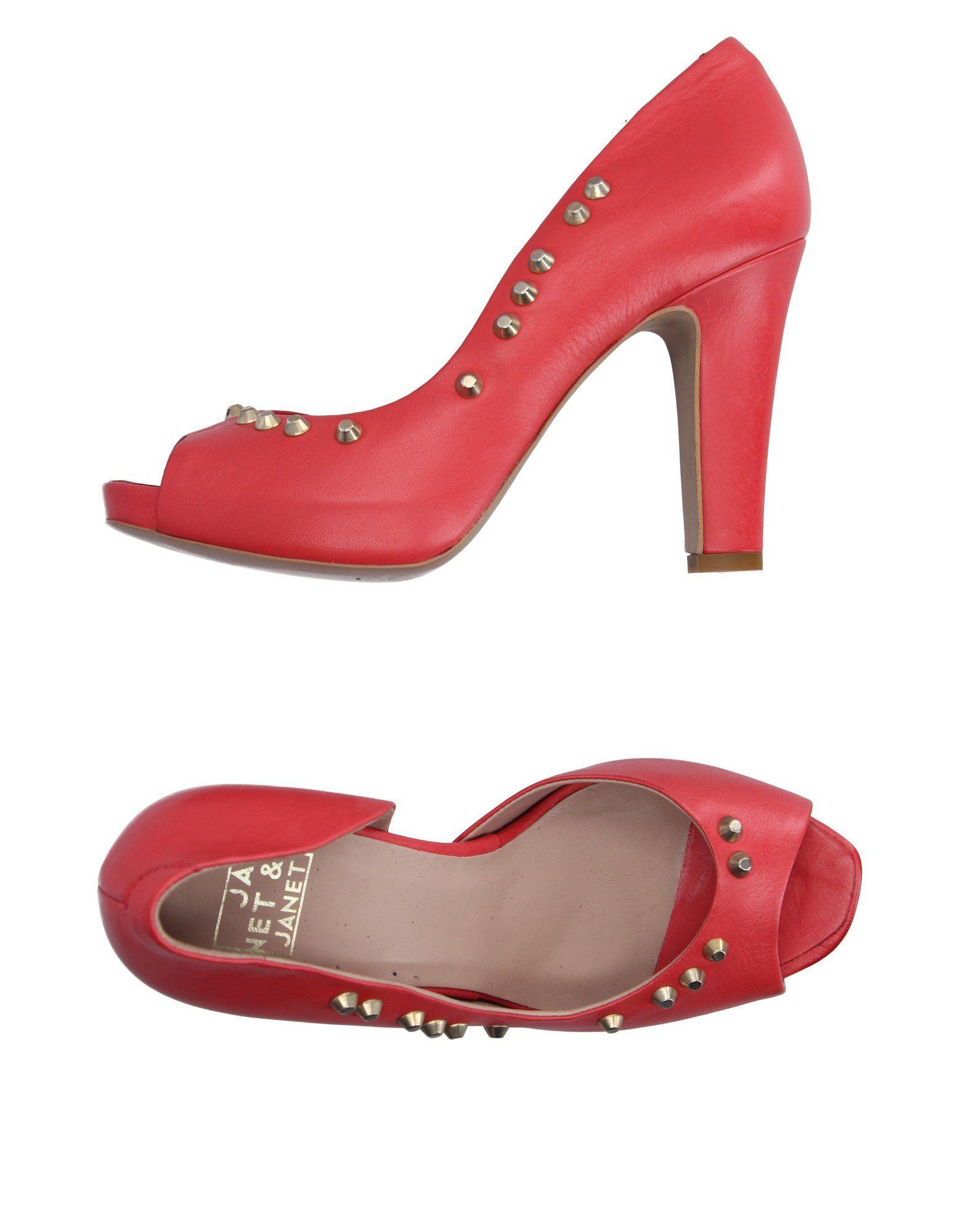Janet & Janet Pumps Damen  11124736BG Gute Qualität beliebte Schuhe