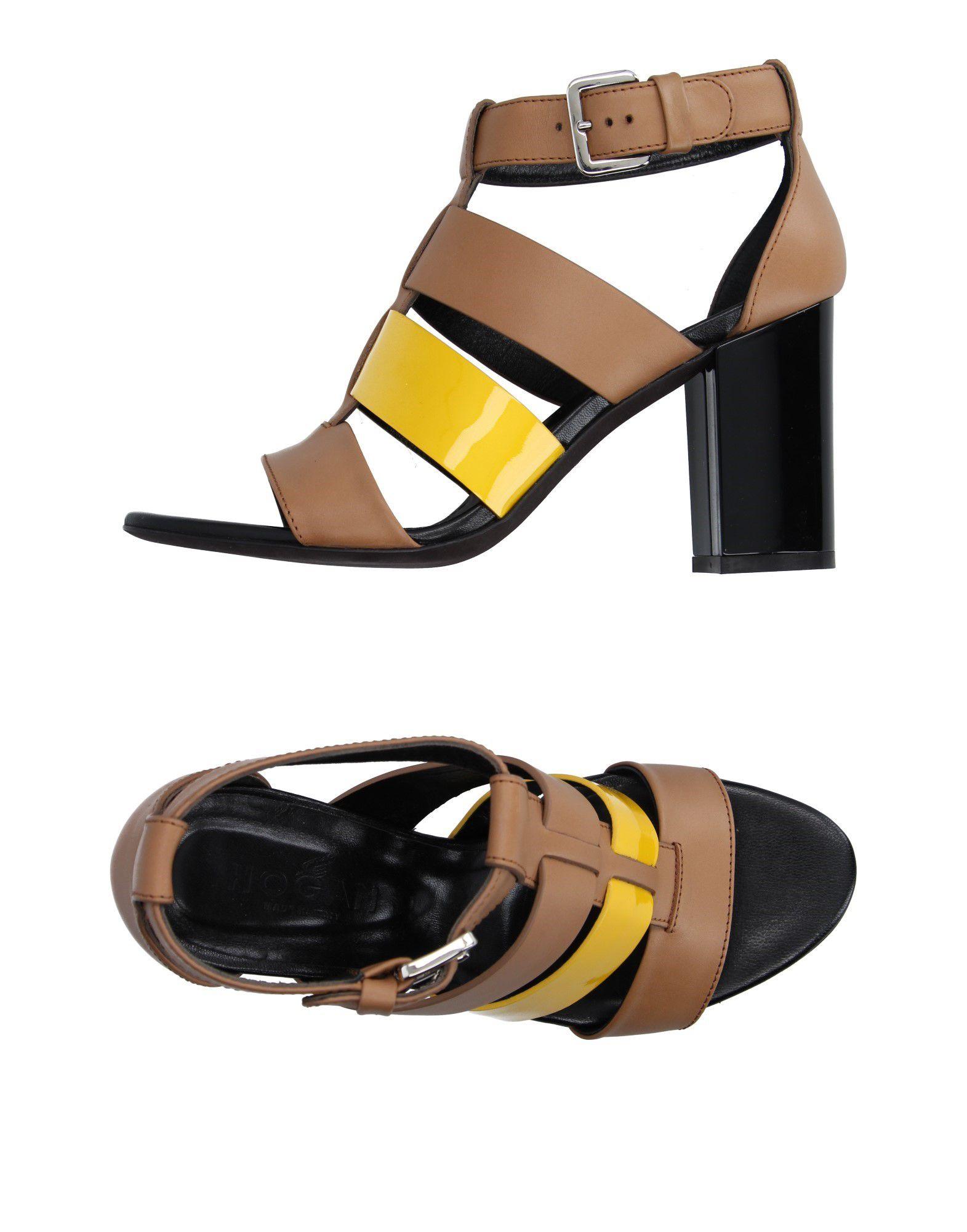 Haltbare Mode billige Schuhe Damen Hogan Sandalen Damen Schuhe  11124761SN Heiße Schuhe 95c092