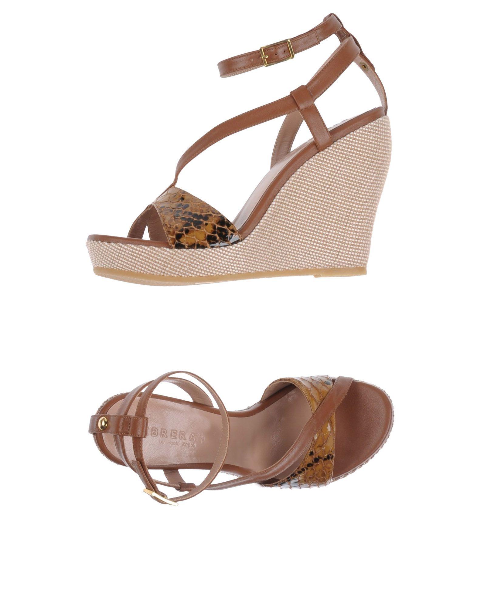 Sandales Dibrera By Paolo Zanoli Femme - Sandales Dibrera By Paolo Zanoli sur
