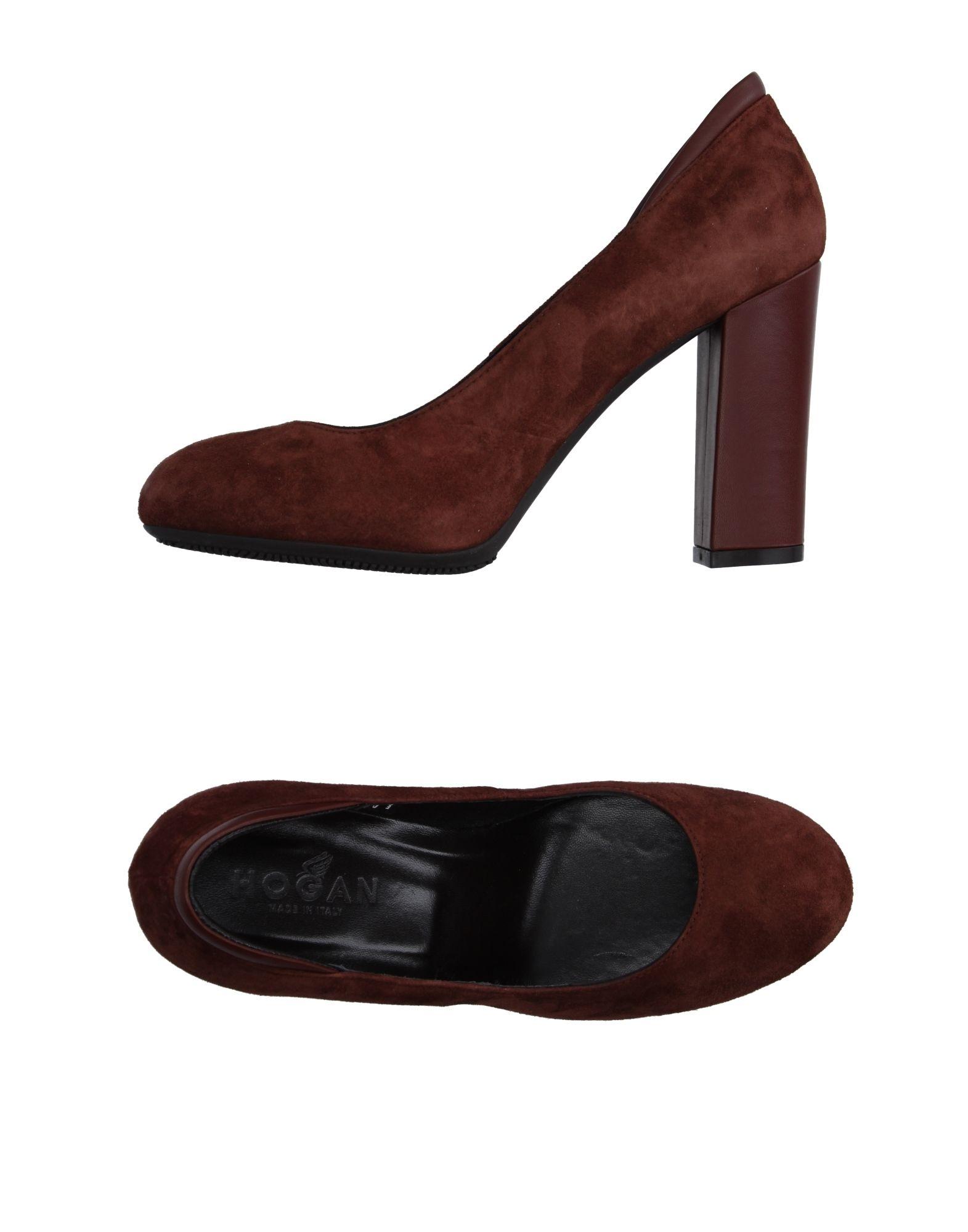 Stilvolle billige Schuhe Hogan Pumps Damen  11125808GF