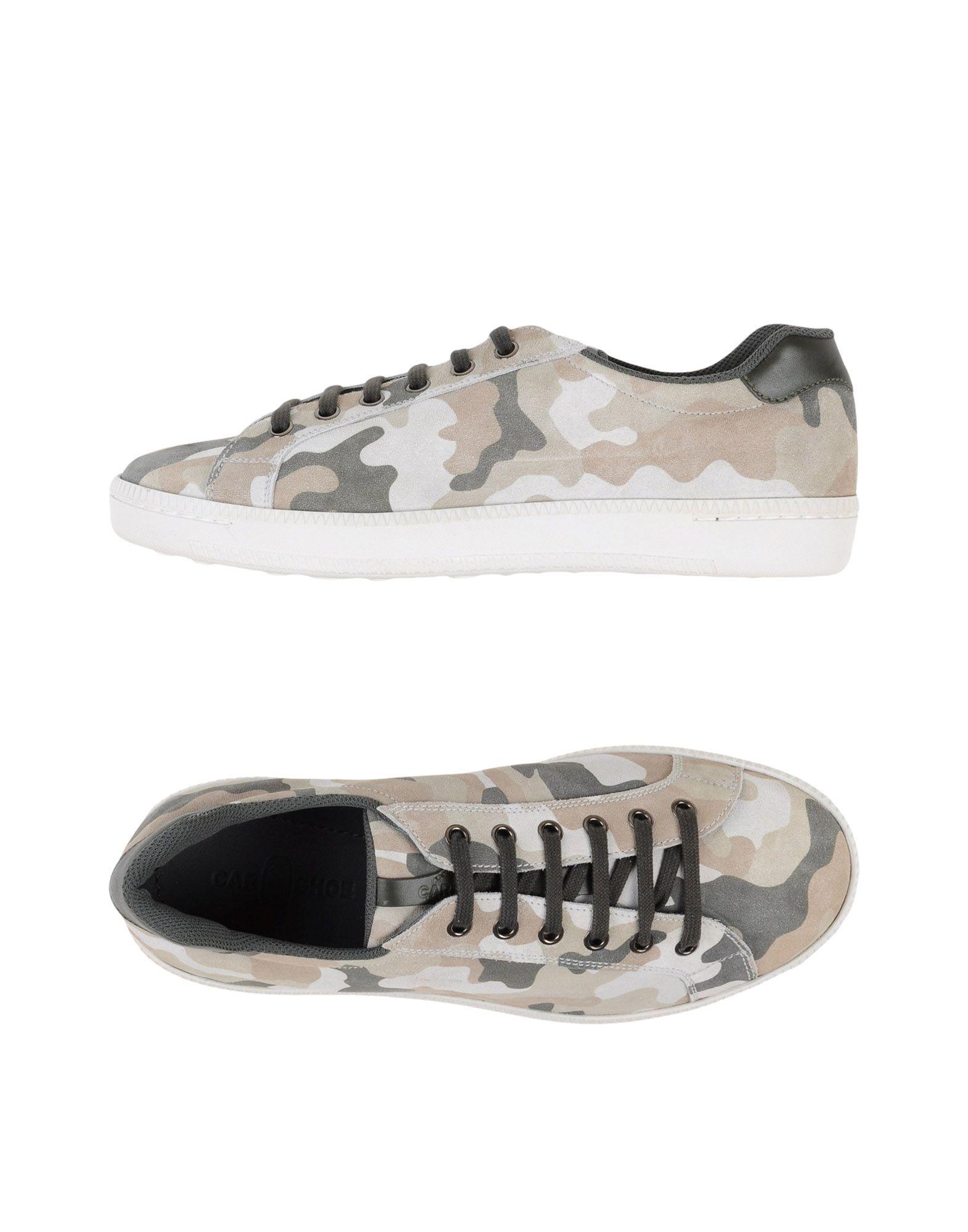 Rabatt echte Schuhe Carshoe Sneakers Herren  11126238LA