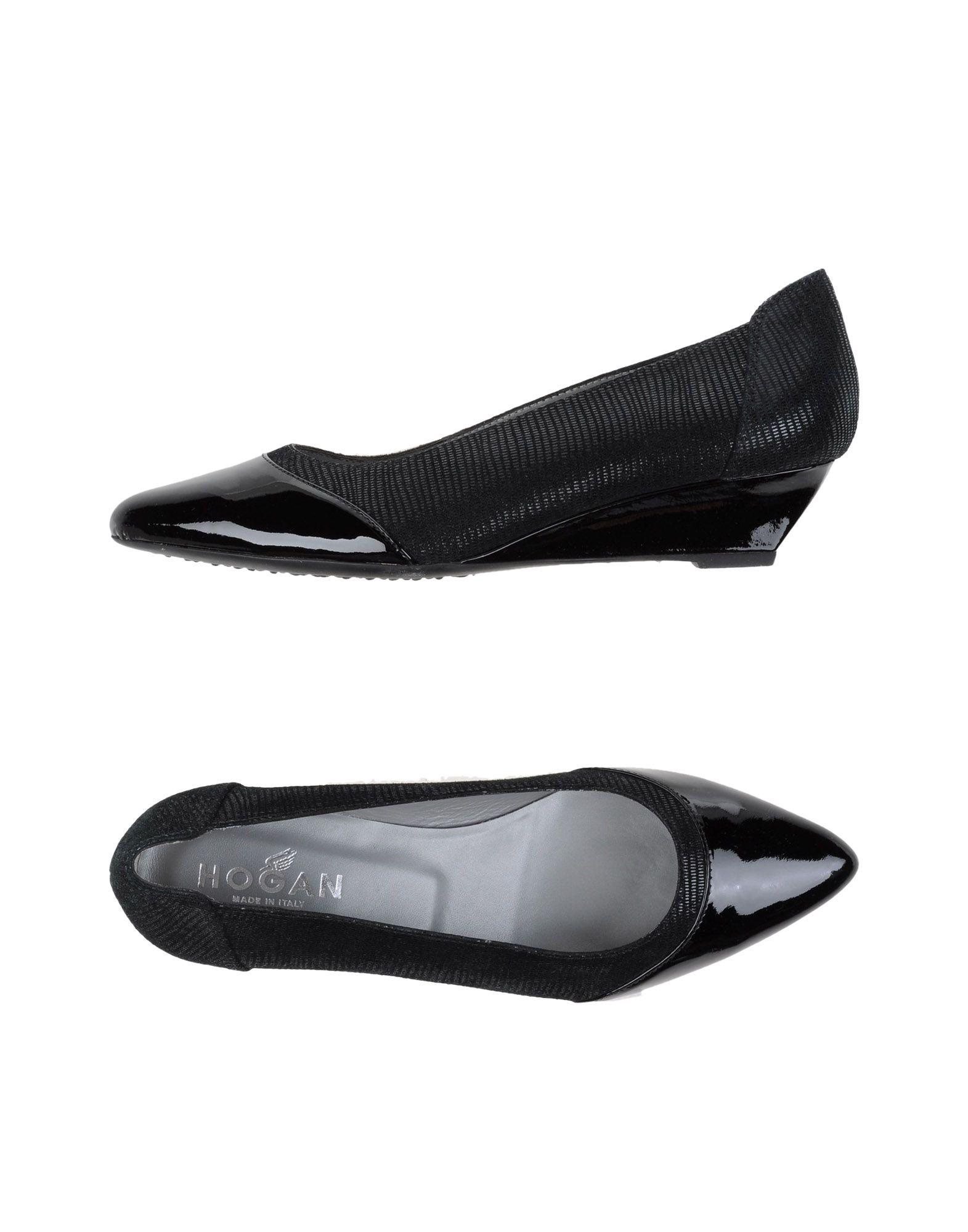 Haltbare Mode billige Schuhe Hogan Pumps Damen  11126844QU Heiße Schuhe