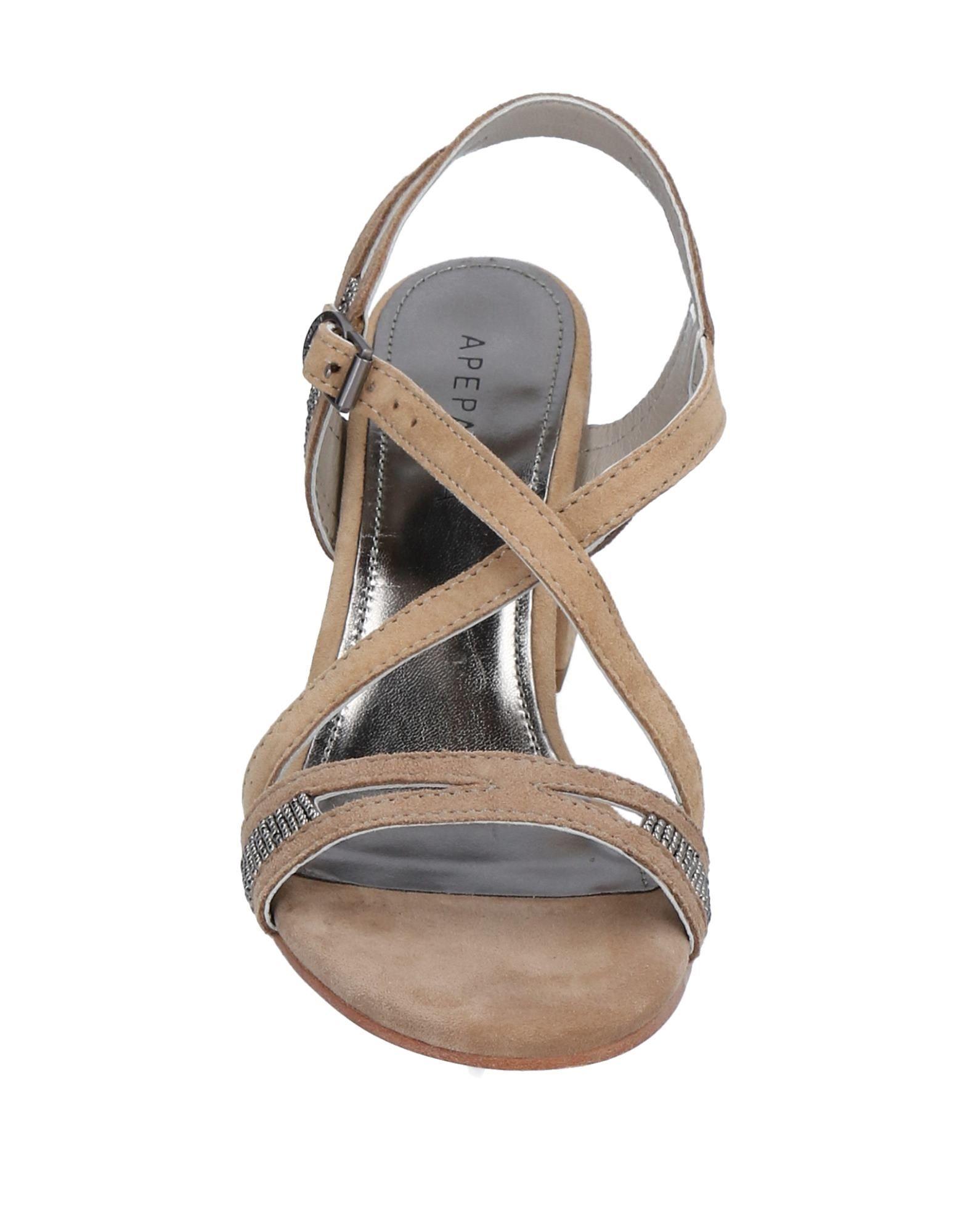 Apepazza Sandalen Damen 11127491MO  11127491MO Damen Gute Qualität beliebte Schuhe b0f7a8