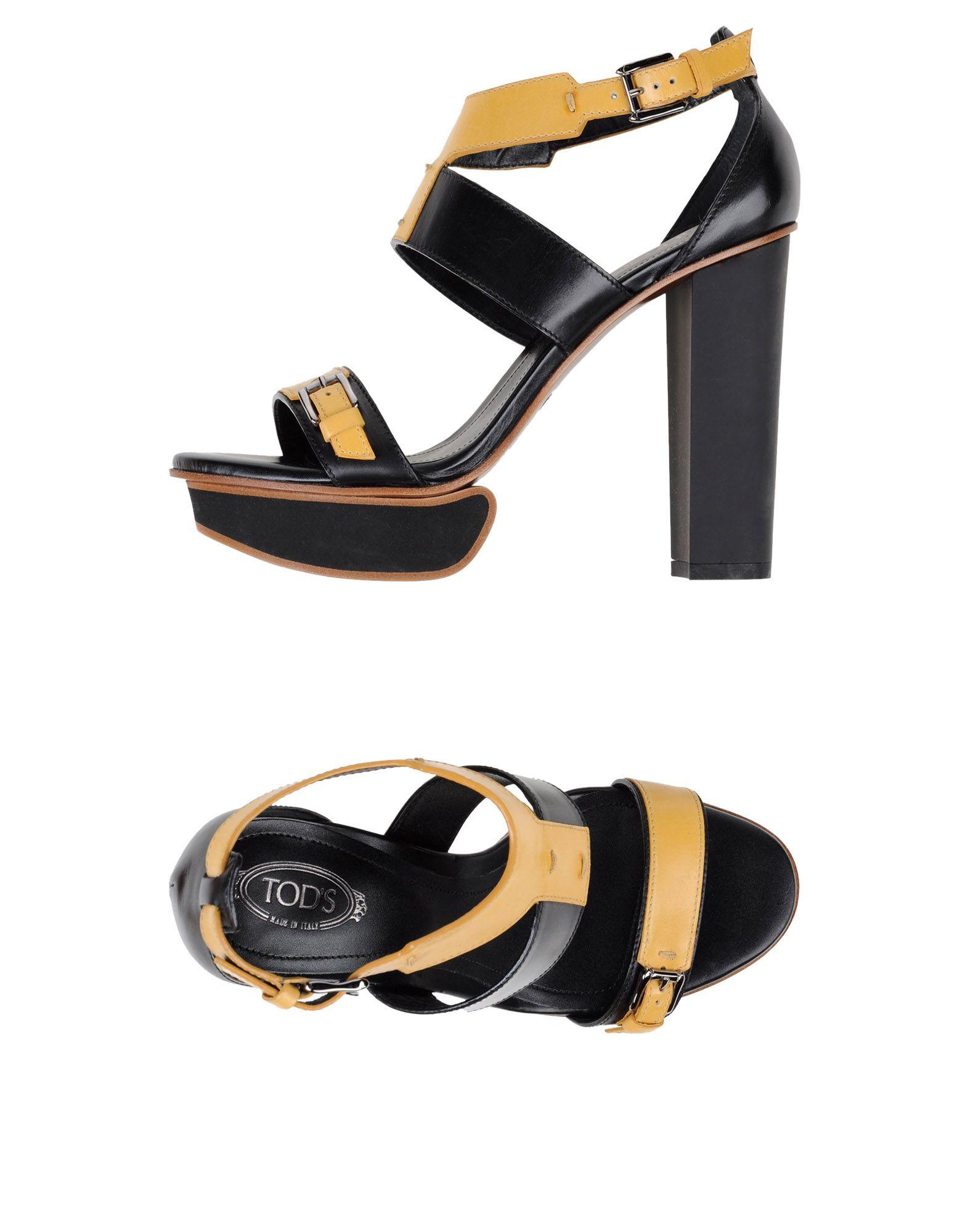 Tod's Tod's  Sandalen Damen  11128149CM Heiße Schuhe d5df39