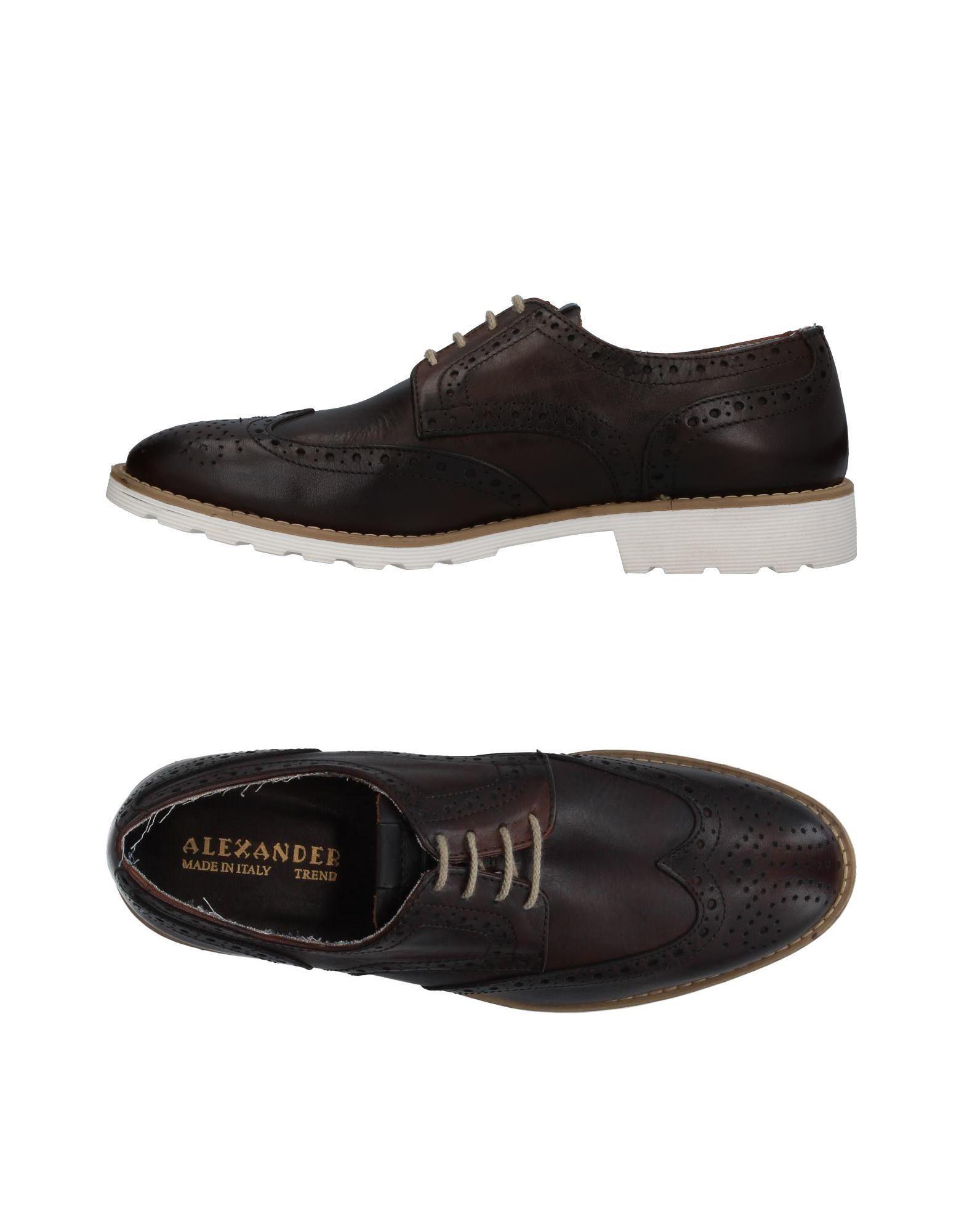 Rabatt echte Schuhe Alexander Trend Schnürschuhe Herren  11128314BU