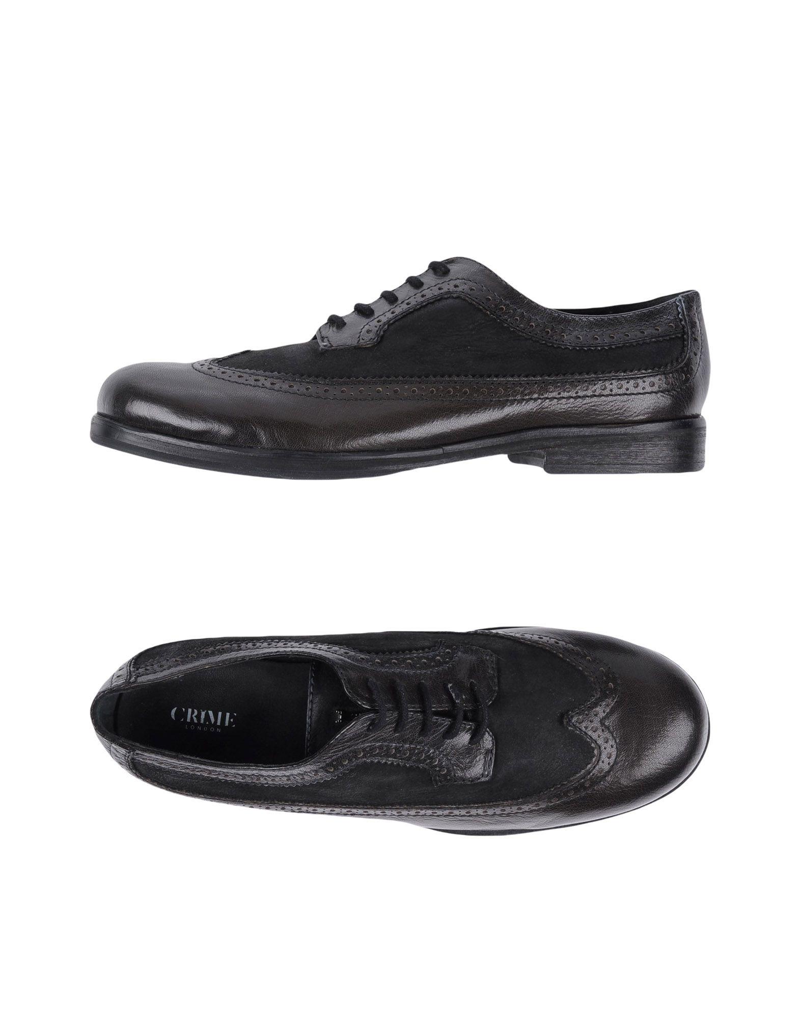 Rabatt Crime echte Schuhe Crime Rabatt London Schnürschuhe Herren 11128355CM c37a88