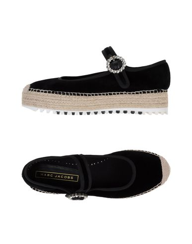 Marc By Marc Jacobs Espadrilles In Black