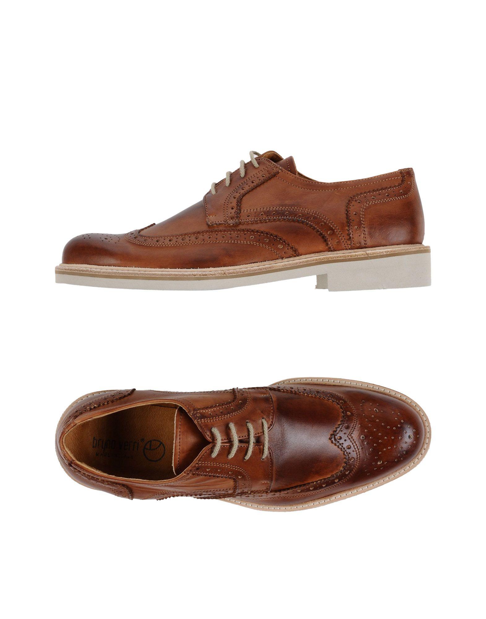 Rabatt Schuhe echte Schuhe Rabatt Bruno Verri Schnürschuhe Herren  11129443MC e2b8d2