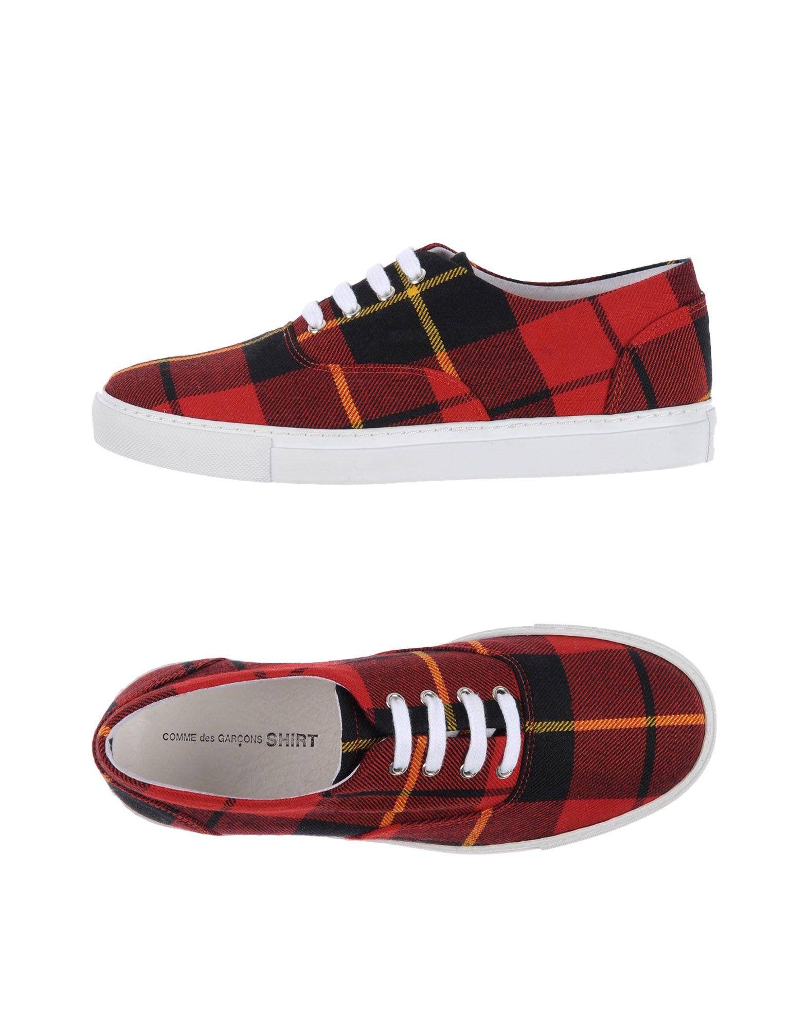 Comme Des Garçons Shirt Sneakers Herren  11129676BU Heiße Schuhe