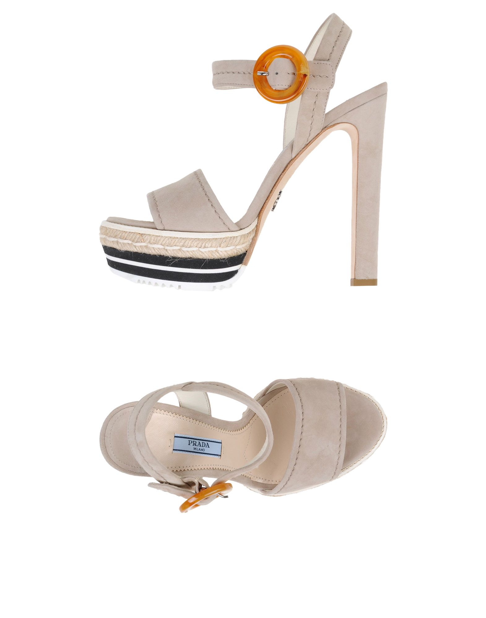 Prada Sandalen Damen  11130364LPGünstige gut aussehende Schuhe
