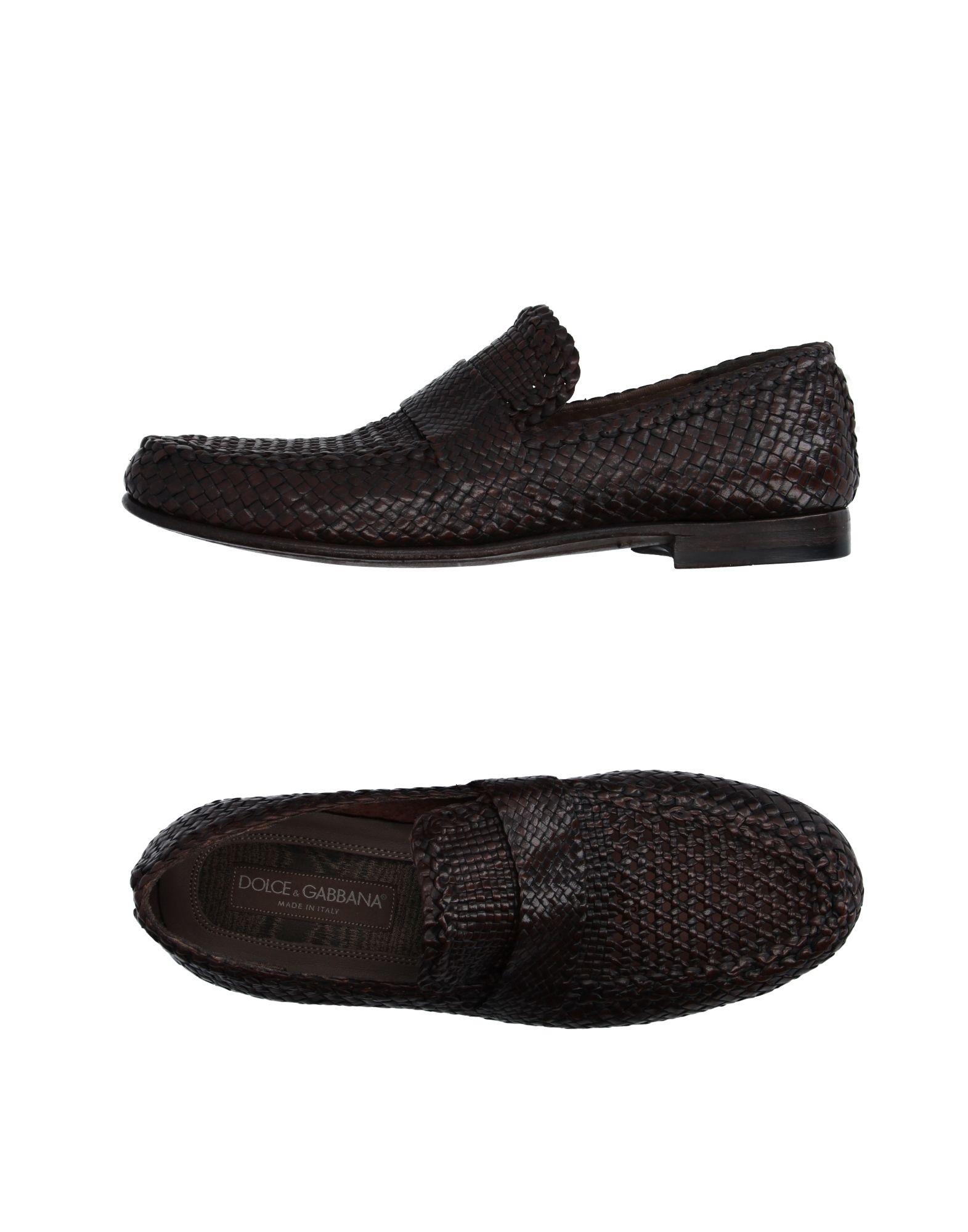 Dolce & Gabbana Mokassins Herren  11130403GB Gute Qualität beliebte Schuhe