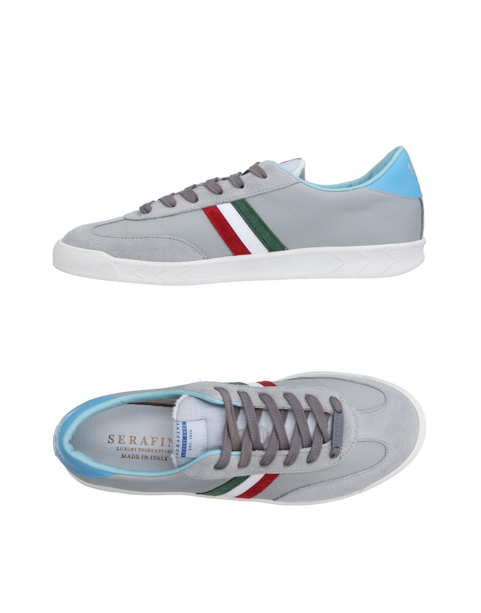 Sneakers Serafini Luxury Uomo - 11130414UP
