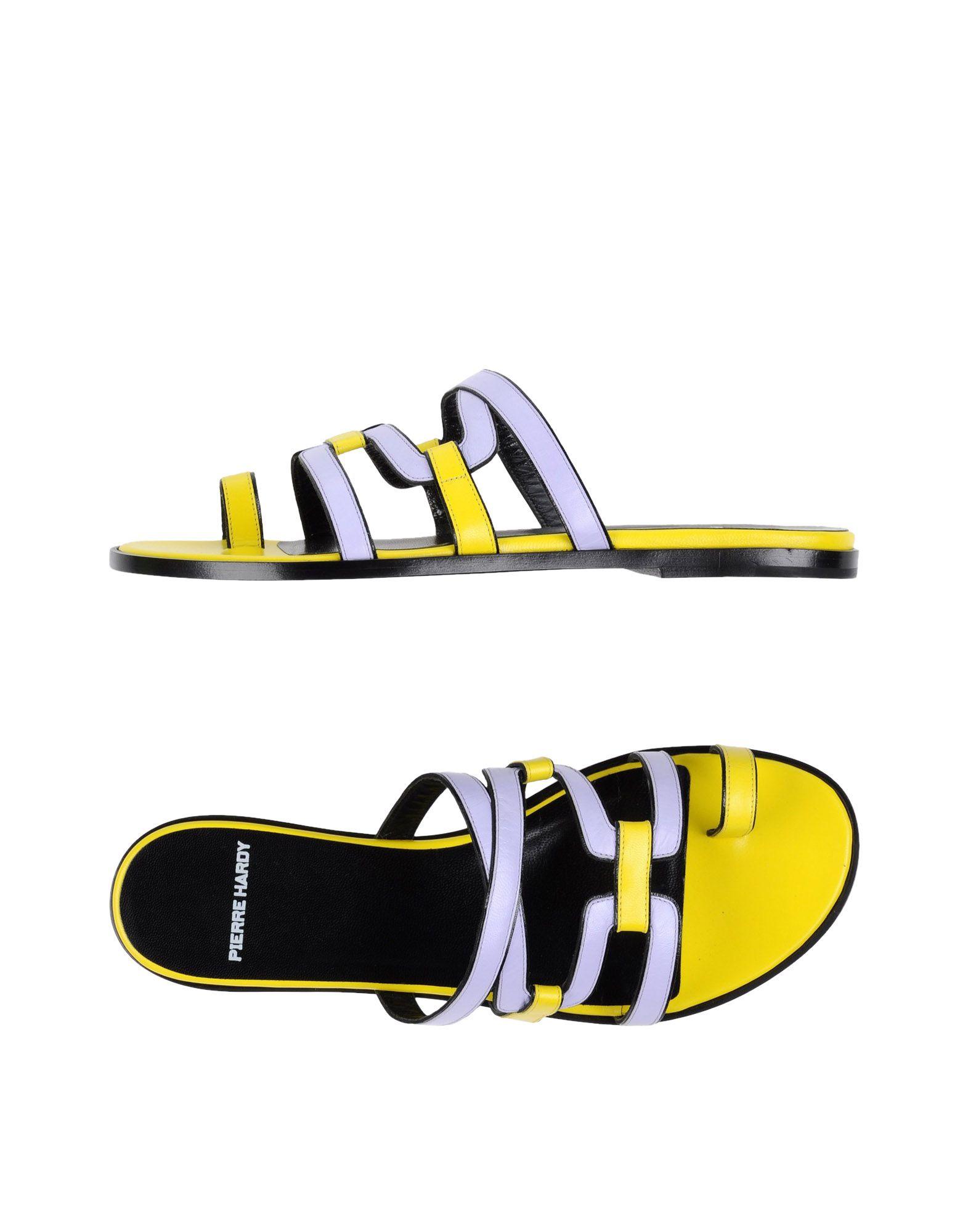 Rabatt Damen Schuhe Pierre Hardy Dianetten Damen Rabatt  11130491NN 6a3a3d