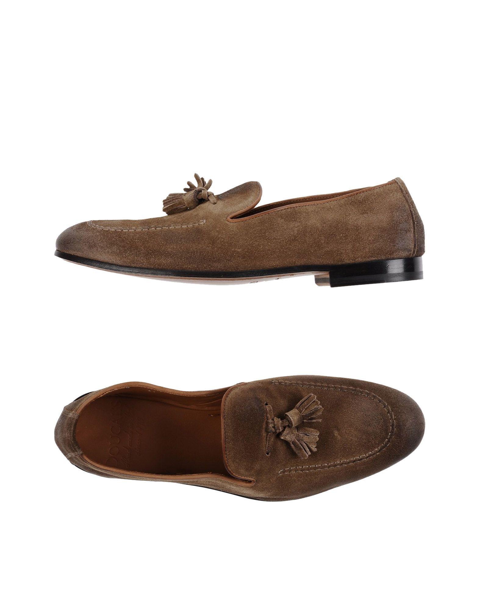 Haltbare Mode billige Schuhe Doucal's Mokassins Herren  11130560SI Heiße Schuhe