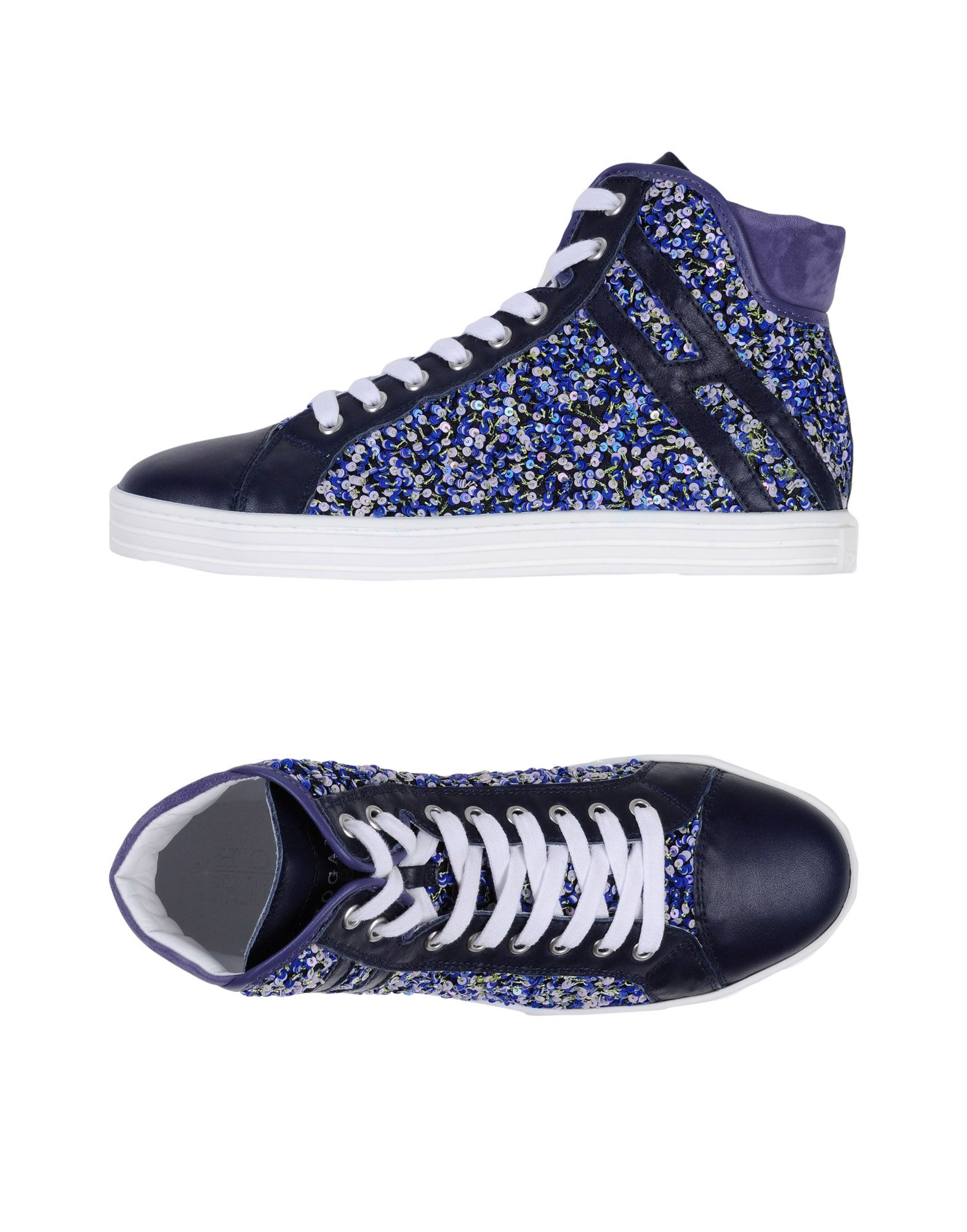 Stilvolle billige Schuhe Hogan Rebel Sneakers Damen  11130648AW