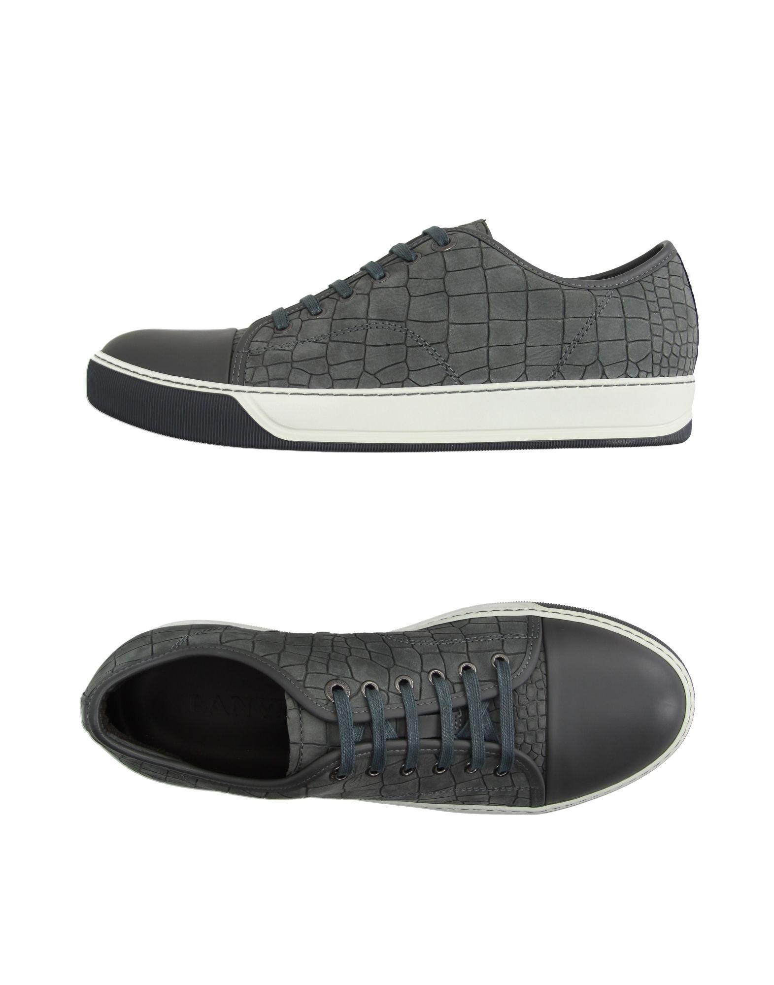 Lanvin Sneakers Herren  11130705VA Gute Qualität beliebte Schuhe