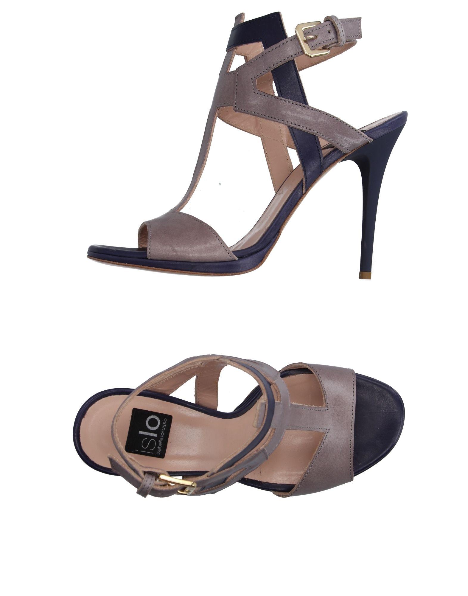 Islo Isabella Lorusso Sandalen Damen  11130871HW Gute Schuhe Qualität beliebte Schuhe Gute 586747