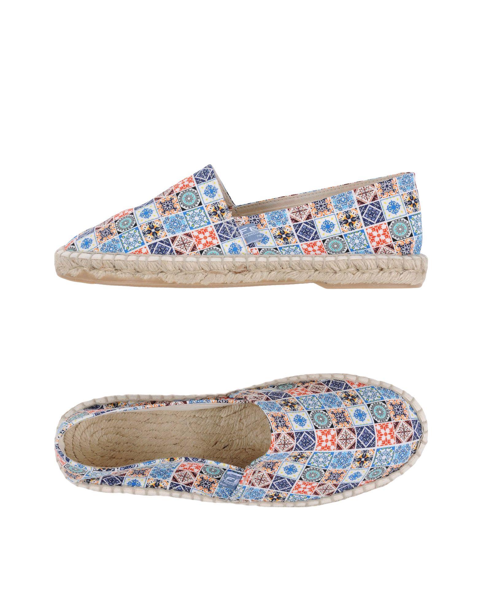 Rabatt echte Schuhe Fefē Glamour 11131244GD Pochette Espadrilles Herren  11131244GD Glamour 07cd56