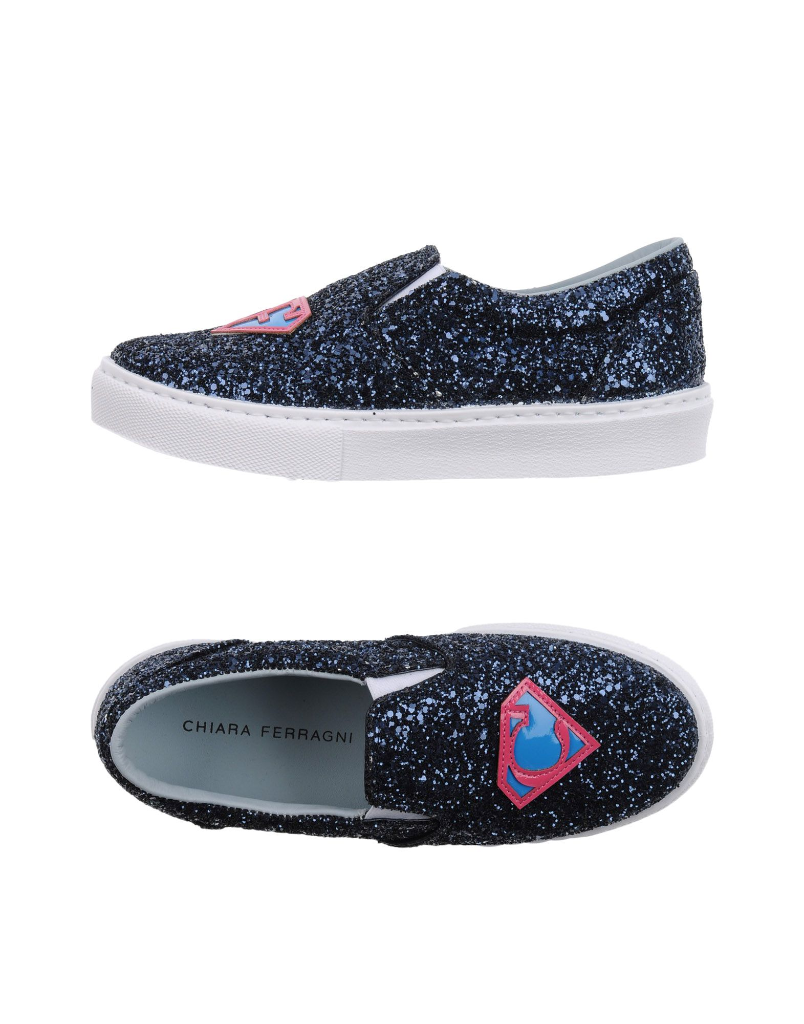 Stilvolle billige Schuhe Chiara Ferragni Sneakers Damen  11131352TE