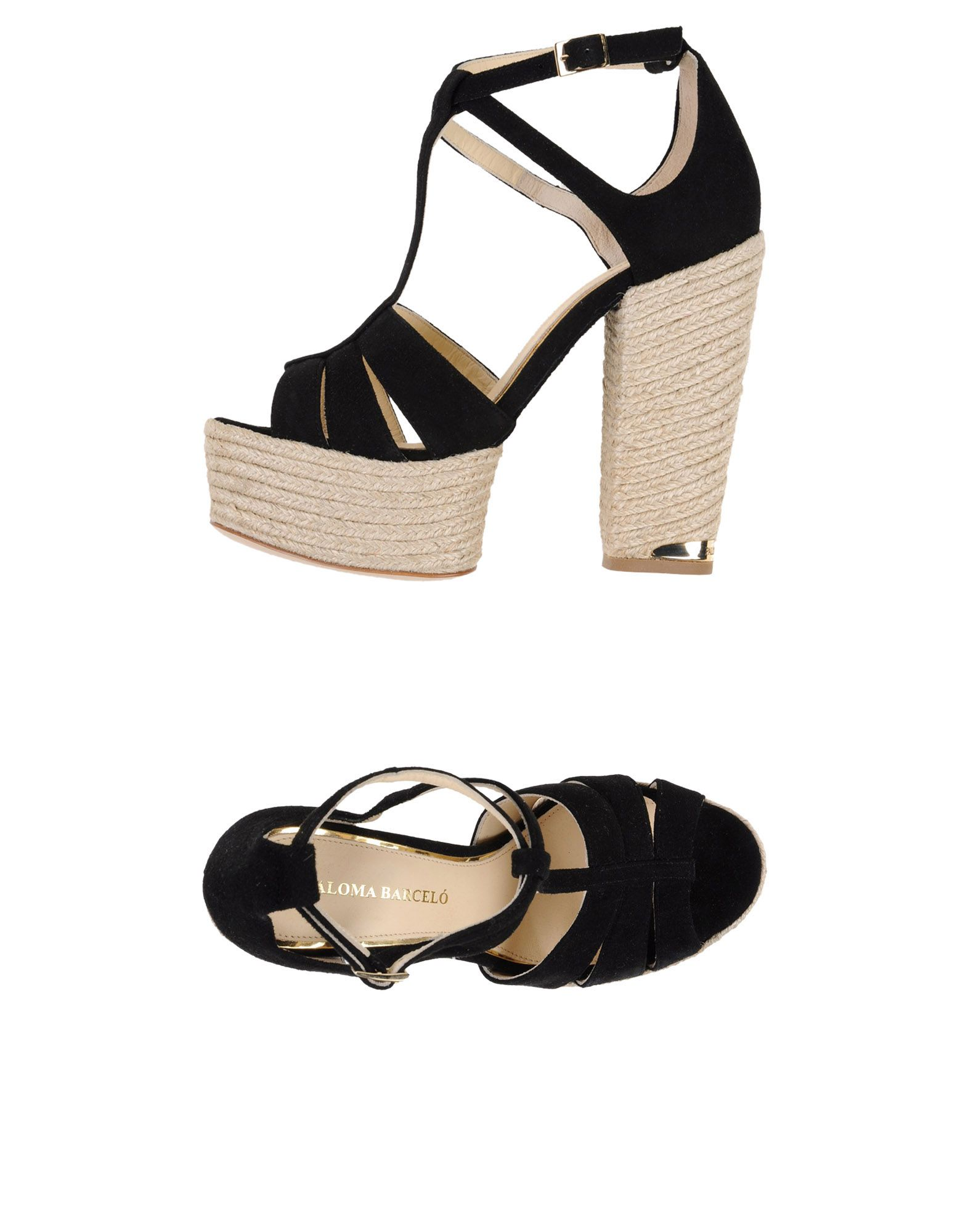 Paloma Barceló Espadrilles strapazierfähige Damen  11131373RWGut aussehende strapazierfähige Espadrilles Schuhe 979625