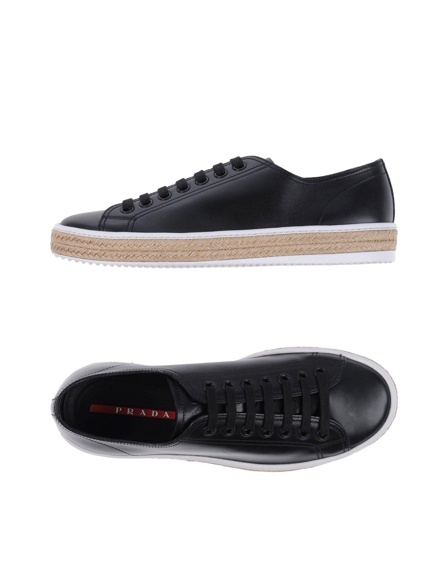 Prada Sport Espadrilles Herren  11131430GQ Gute Qualität beliebte Schuhe