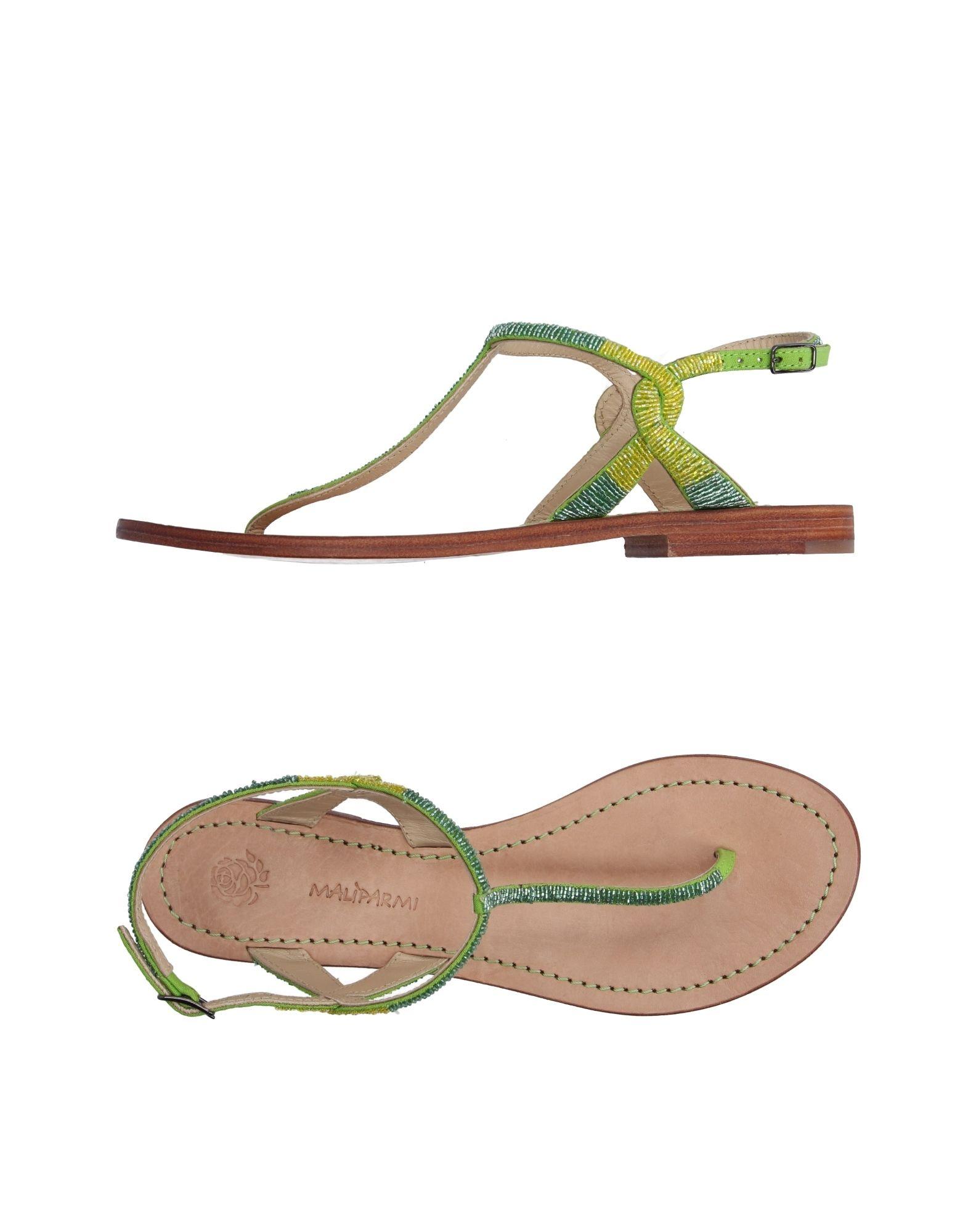 Stilvolle billige Schuhe Malìparmi Dianetten Damen  11131718IW
