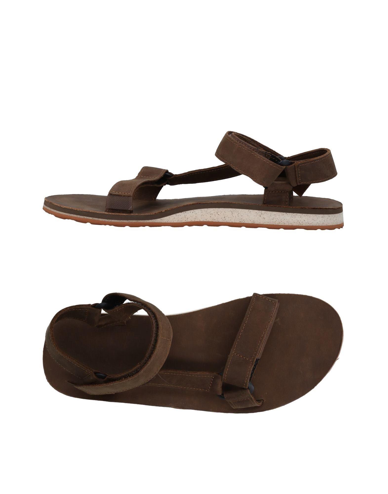 Sandales Teva Homme - Sandales Teva sur