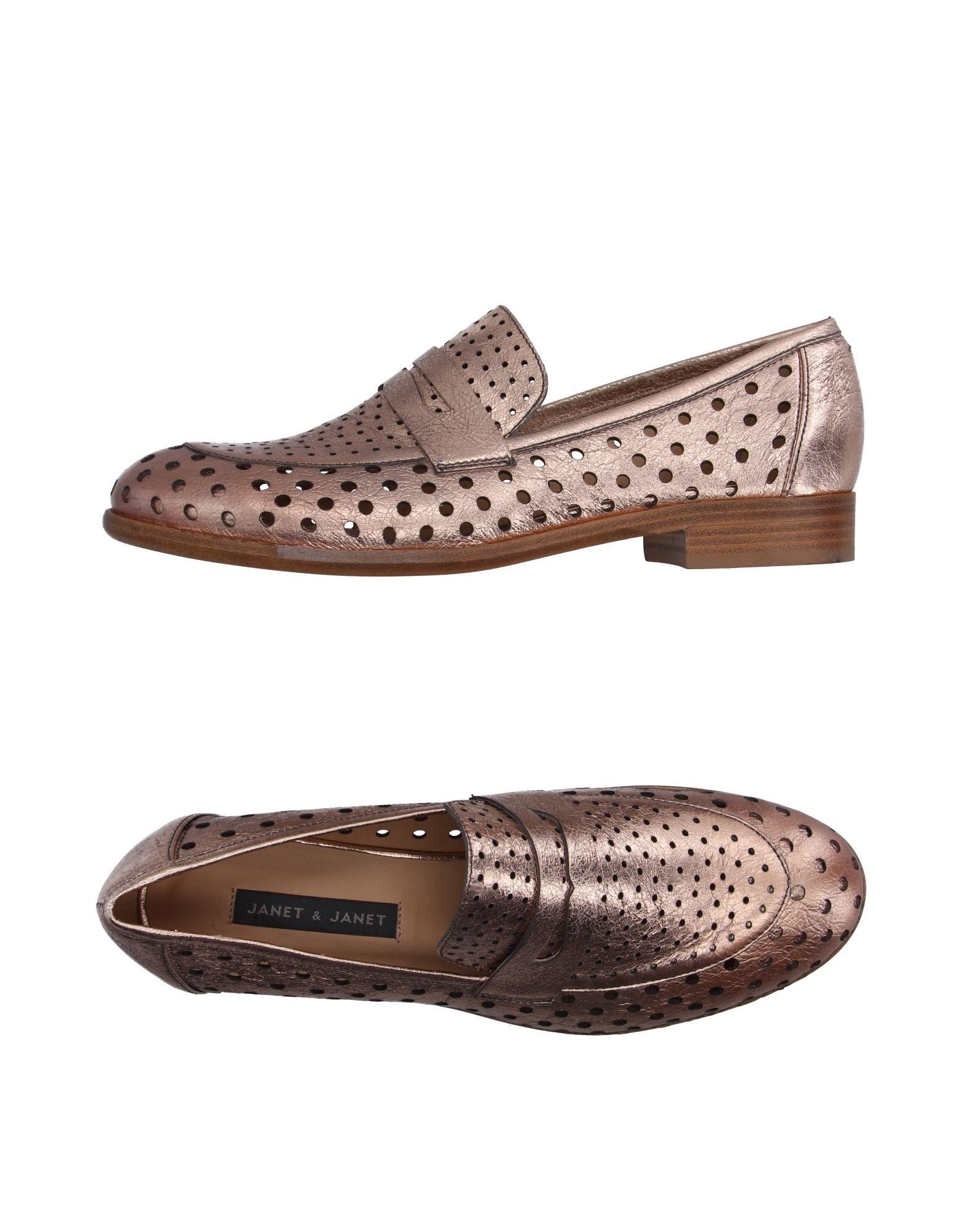 Janet  & Janet Mokassins Damen  Janet 11132237DS Gute Qualität beliebte Schuhe 69df94