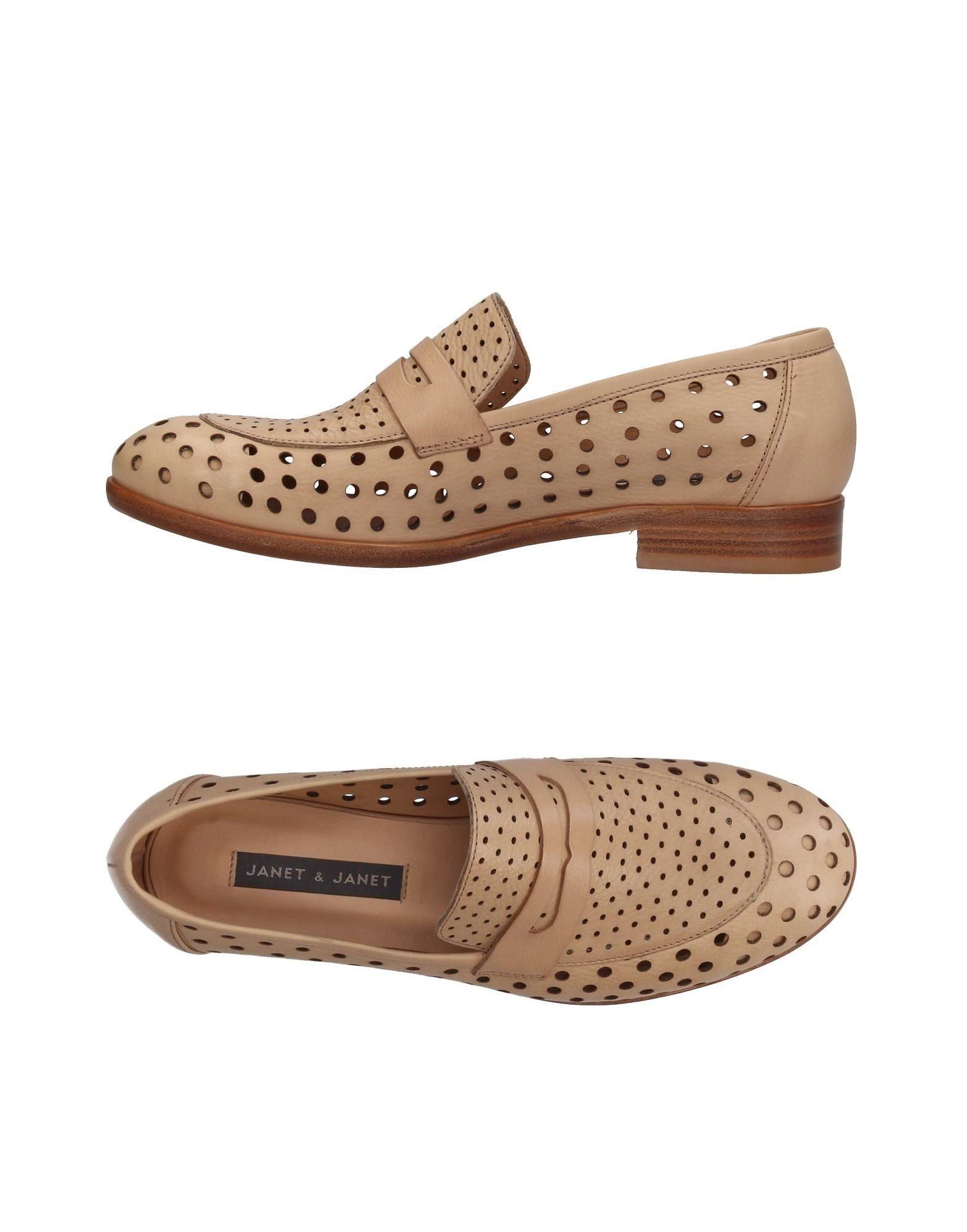 Janet & Janet Mokassins Damen  11132282CU Gute Qualität beliebte Schuhe