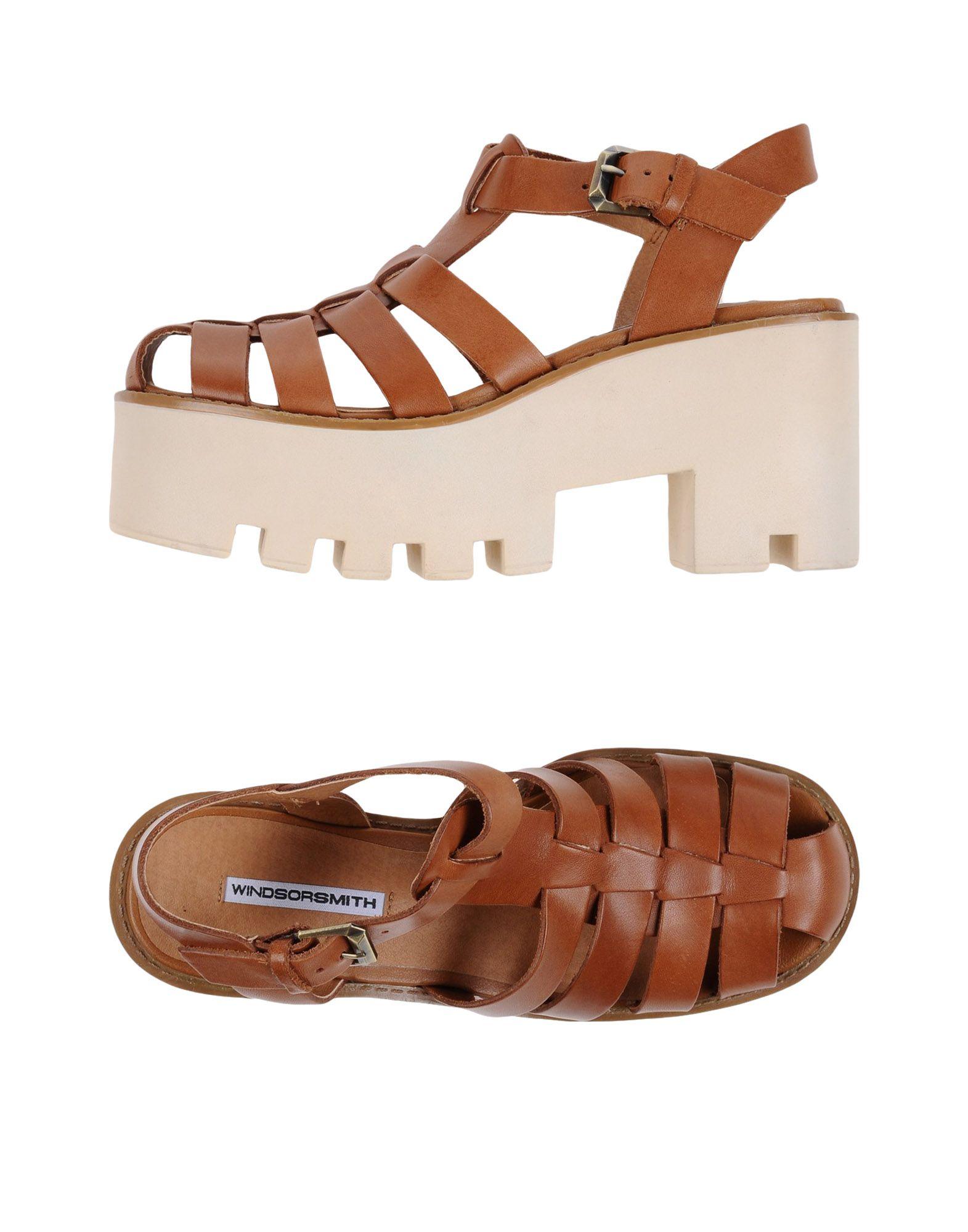 Windsor Smith Sandalen Damen  11132608NJ Gute Qualität beliebte Schuhe Schuhe beliebte d4a4c3