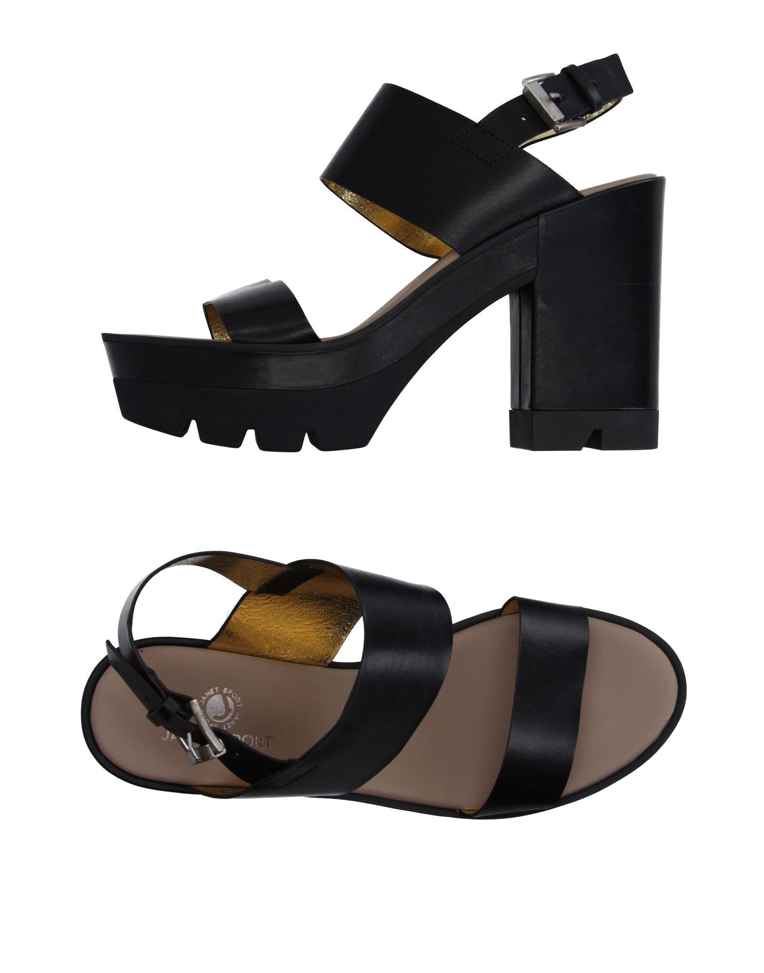 Janet Sport Sandalen Damen  Schuhe 11132631CJ Gute Qualität beliebte Schuhe  d9722f