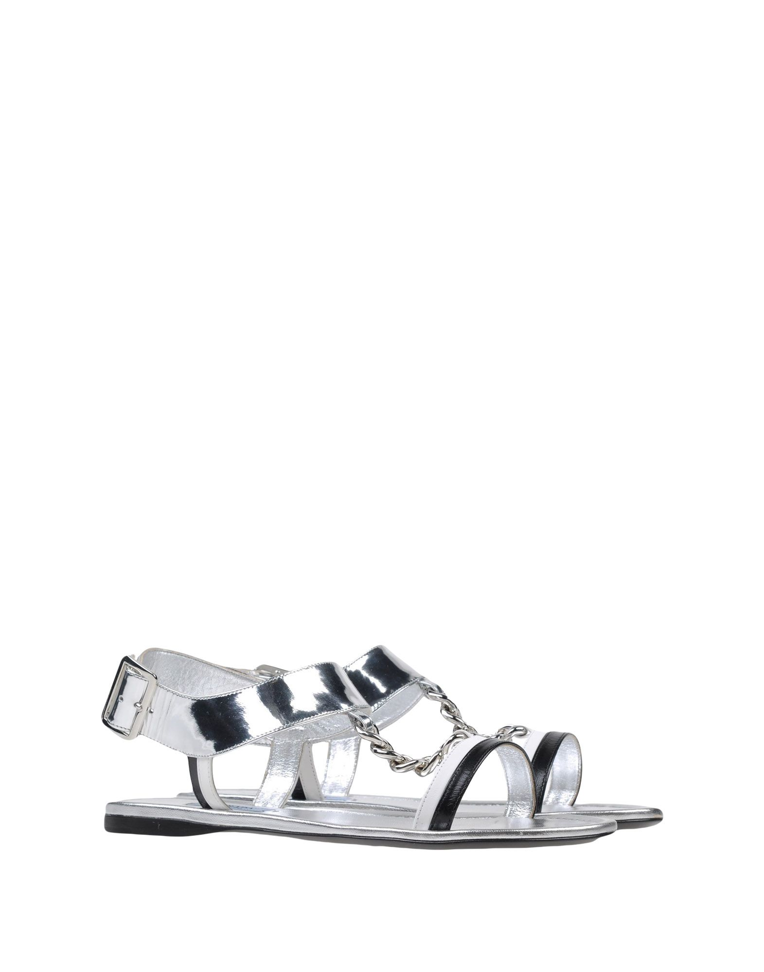 Prada gut Sandalen Damen  11132727EXGünstige gut Prada aussehende Schuhe d9c16c