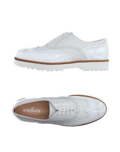 Lacets Chaussures Chaussures Hogan Hogan À Lacets Blanc Blanc À Hogan pU5qaHUw