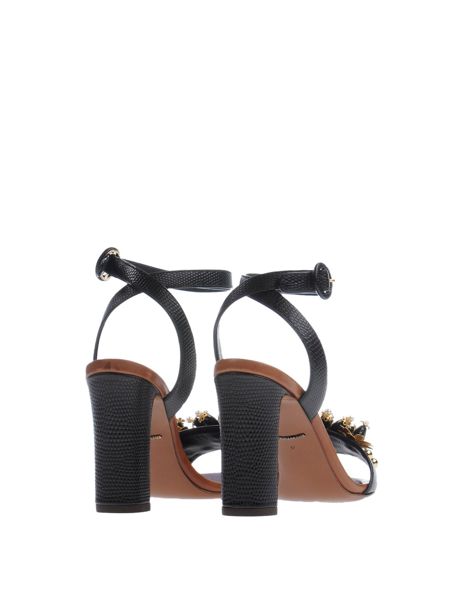 Dolce & Gabbana Sandalen Damen Damen Damen  11132830CX Neue Schuhe f0ff31
