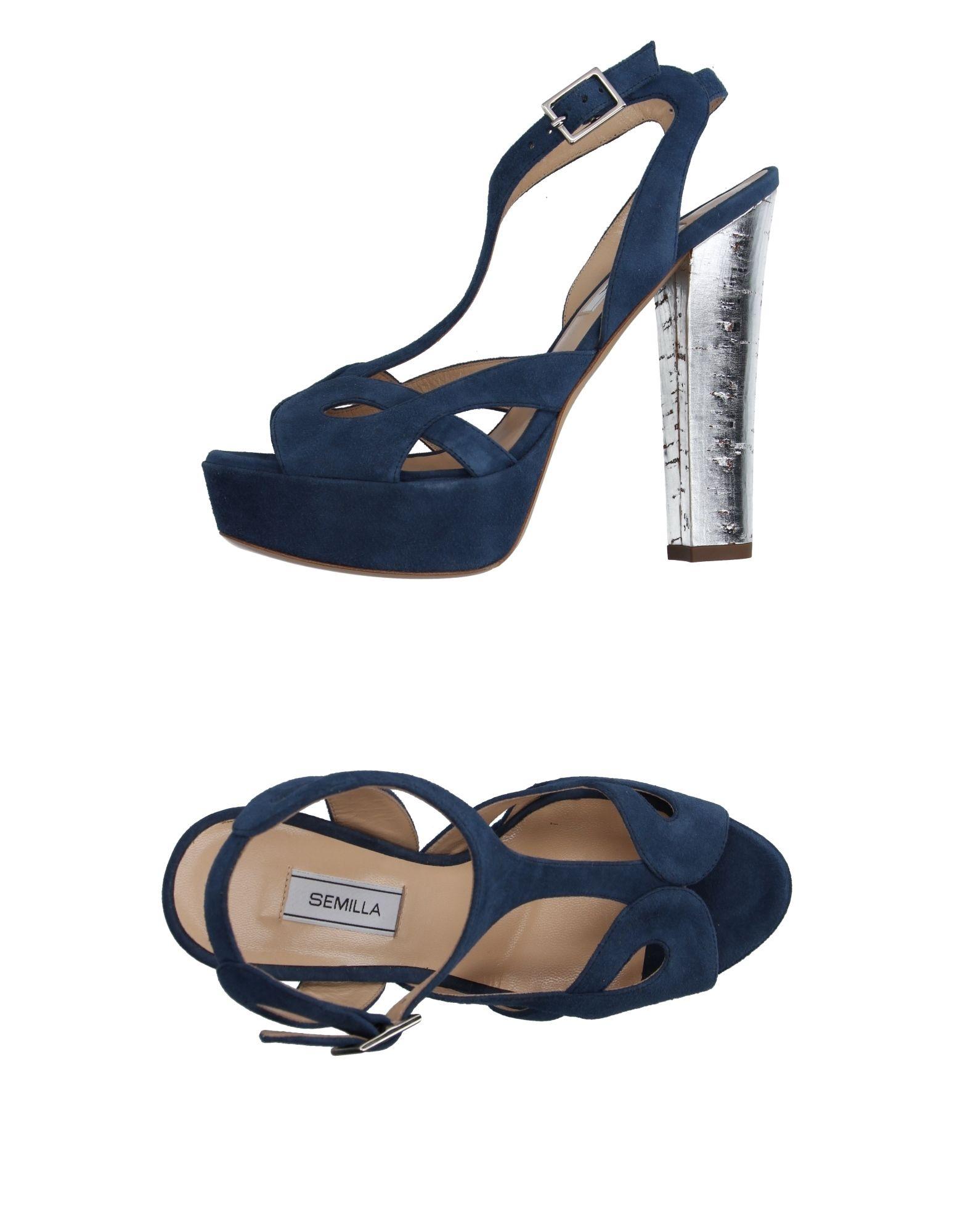 Moda Sandali Semilla Semilla Sandali Donna - 11132849SK d2c1b0