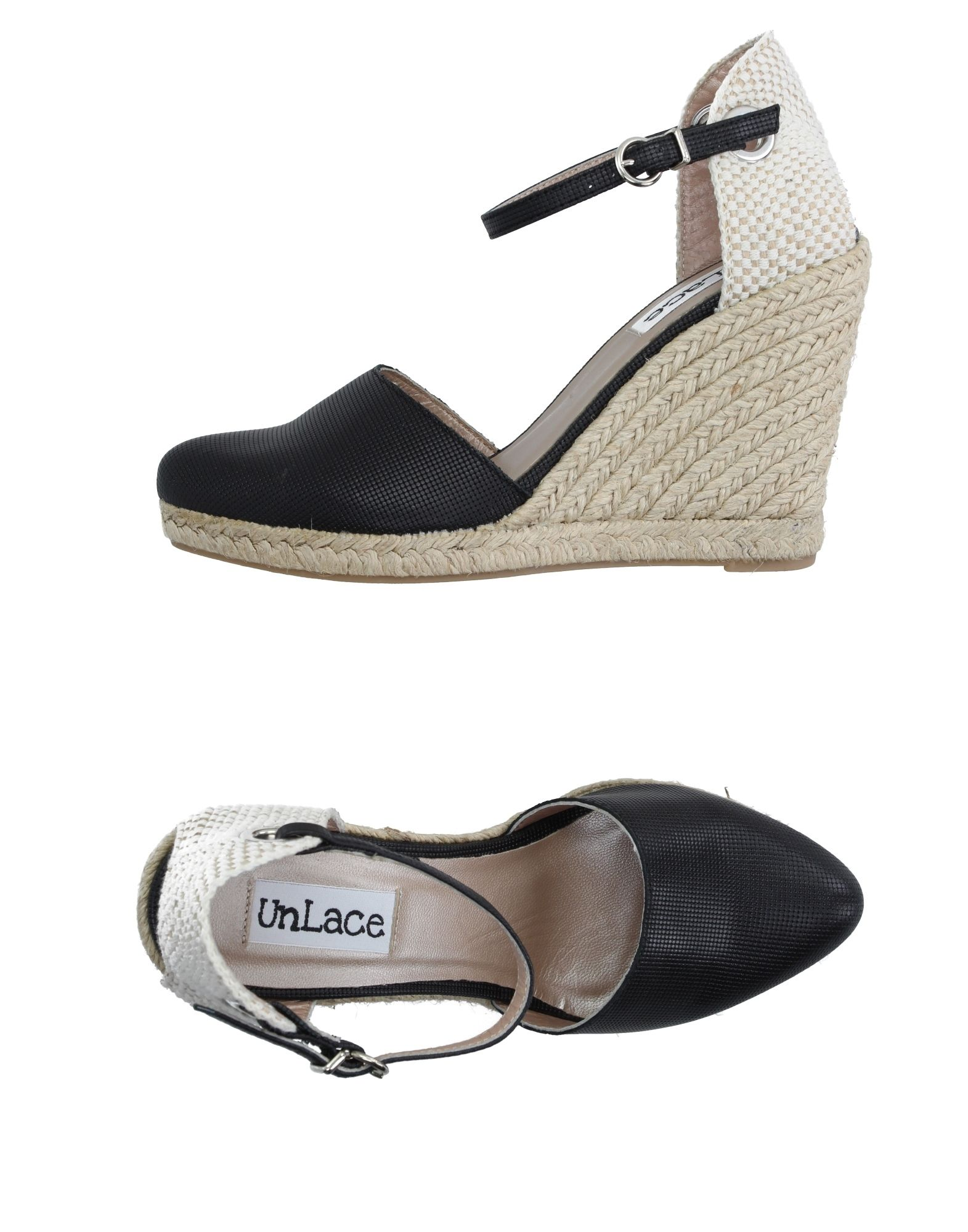 Unlace Espadrilles Damen  11132945NX Gute Qualität beliebte beliebte beliebte Schuhe 0f1748