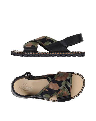 Zapatos con descuento Sandalia Valtino Garavani Hombre - Sandalias Valtino Garavani - 11132959KW Verde militar