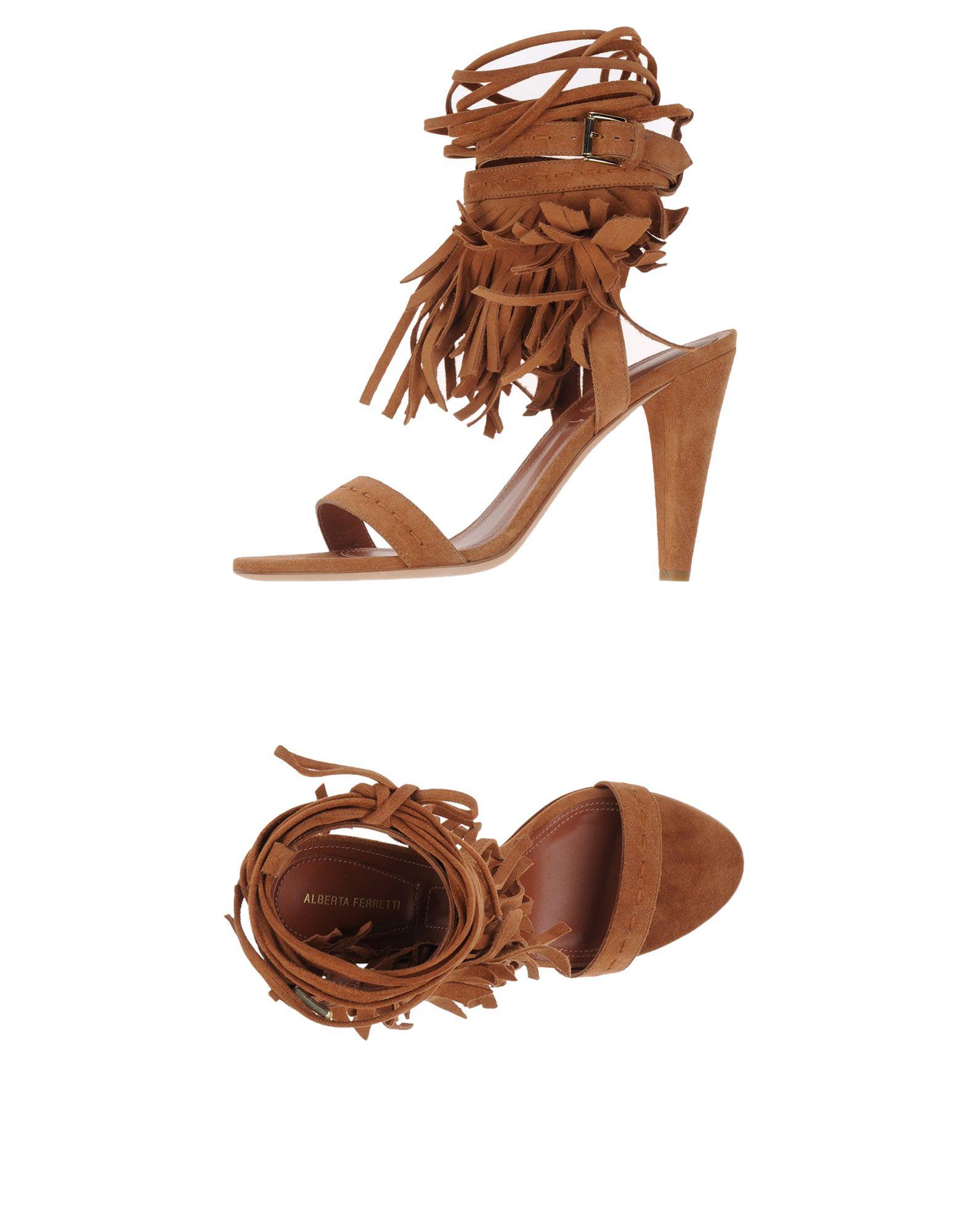 Alberta Ferretti Sandals - Women on Alberta Ferretti Sandals online on Women  United Kingdom - 11133035NS d90ba9