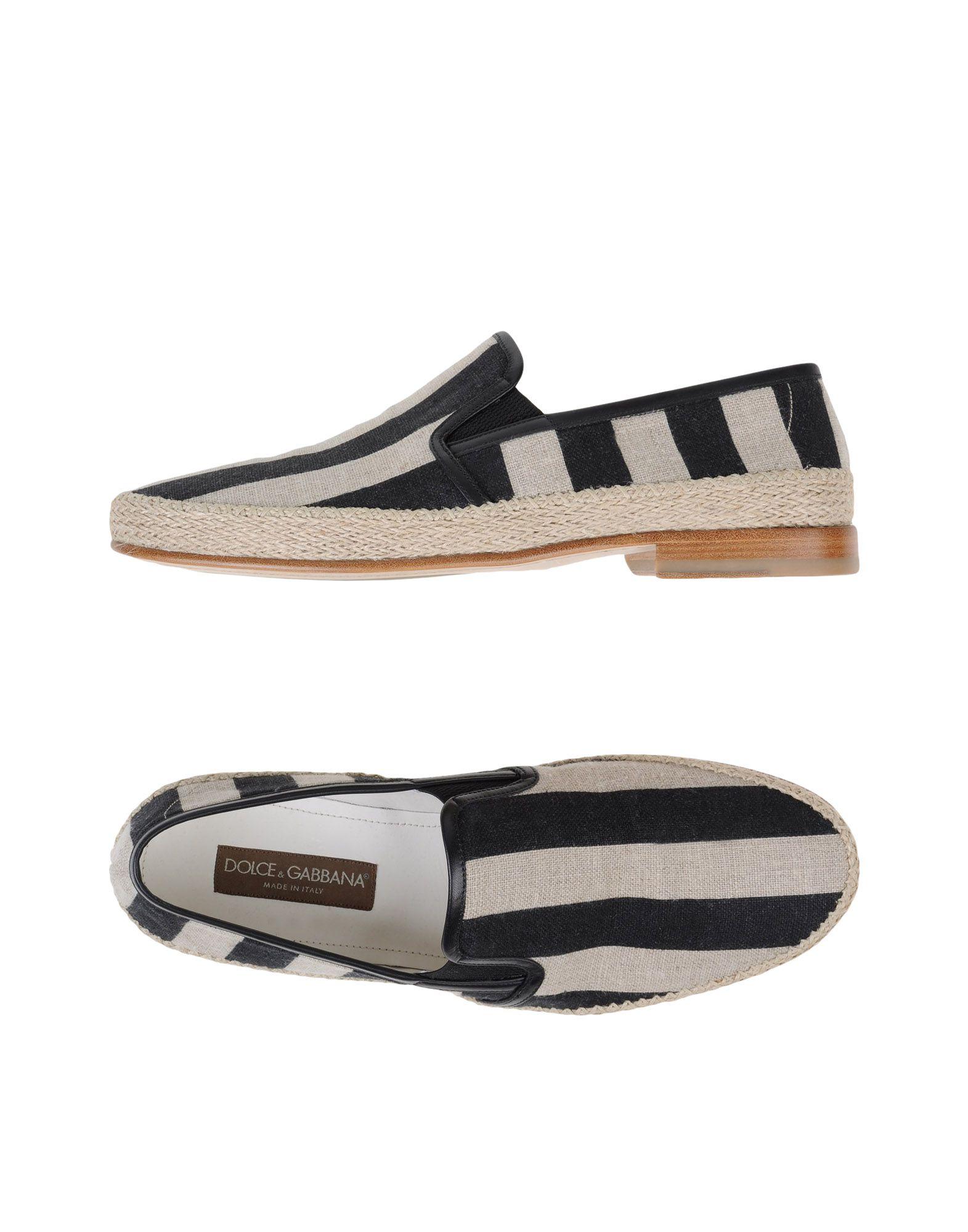 Dolce & Gabbana Espadrilles Herren  11133089LO Gute Qualität beliebte Schuhe