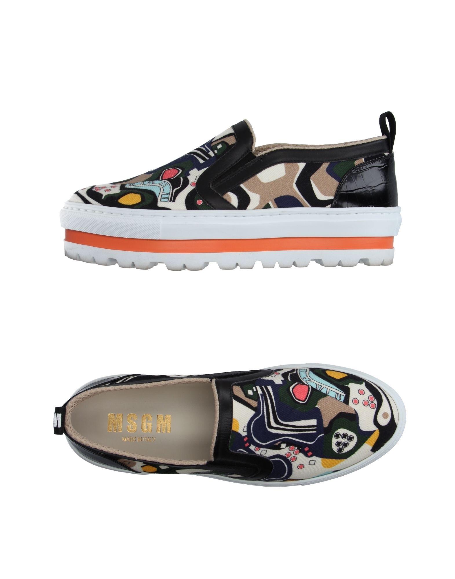 Descuento de la marca Zapatillas Msgm Mujer Zapatillas - Zapatillas Mujer Msgm  Negro 011924