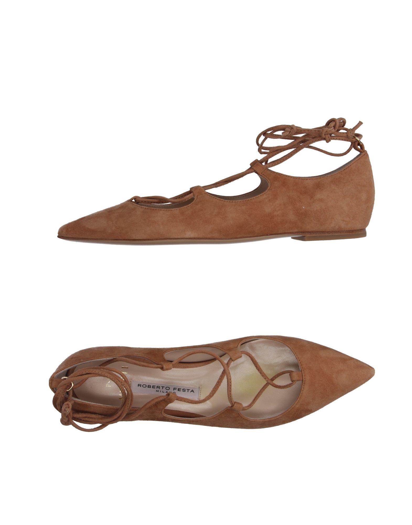 Roberto Festa Ballerinas 11133328NU Damen  11133328NU Ballerinas Neue Schuhe 9a3767