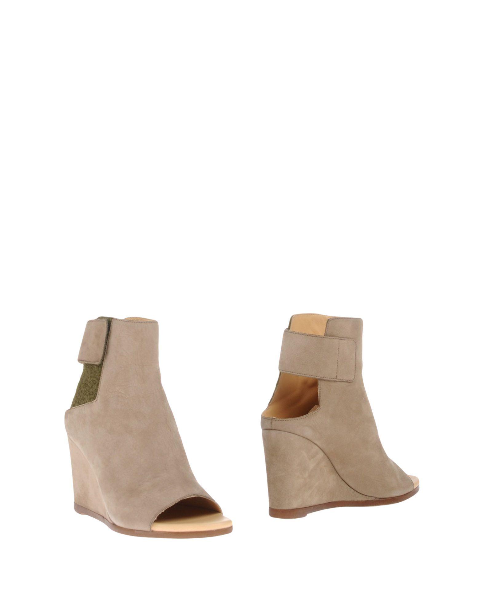 Mm6 Maison Margiela Stiefelette Damen Schuhe  11133582QRGünstige gut aussehende Schuhe Damen bf9726